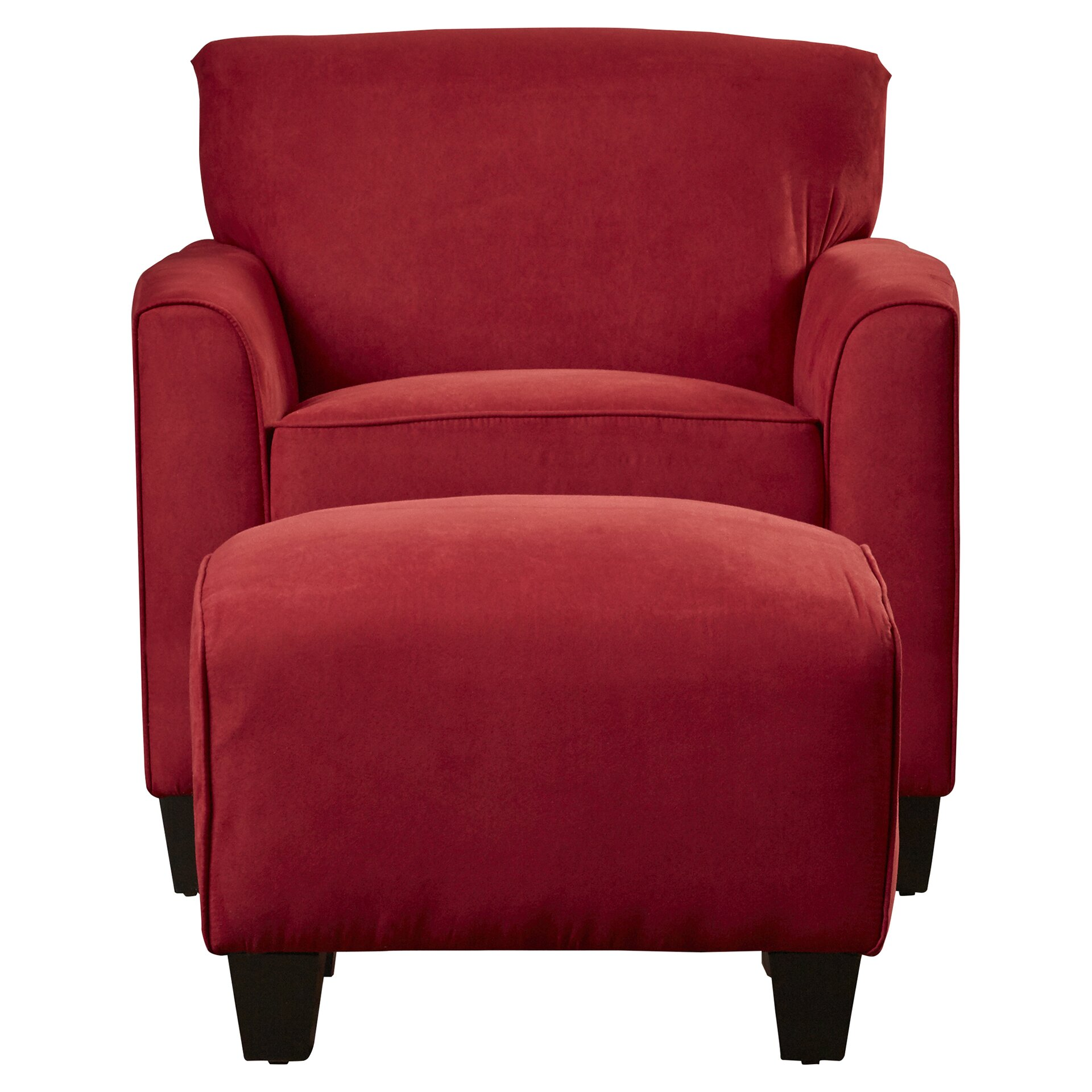 Red Barrel Studio Great Northern Arm Chair And Ottoman