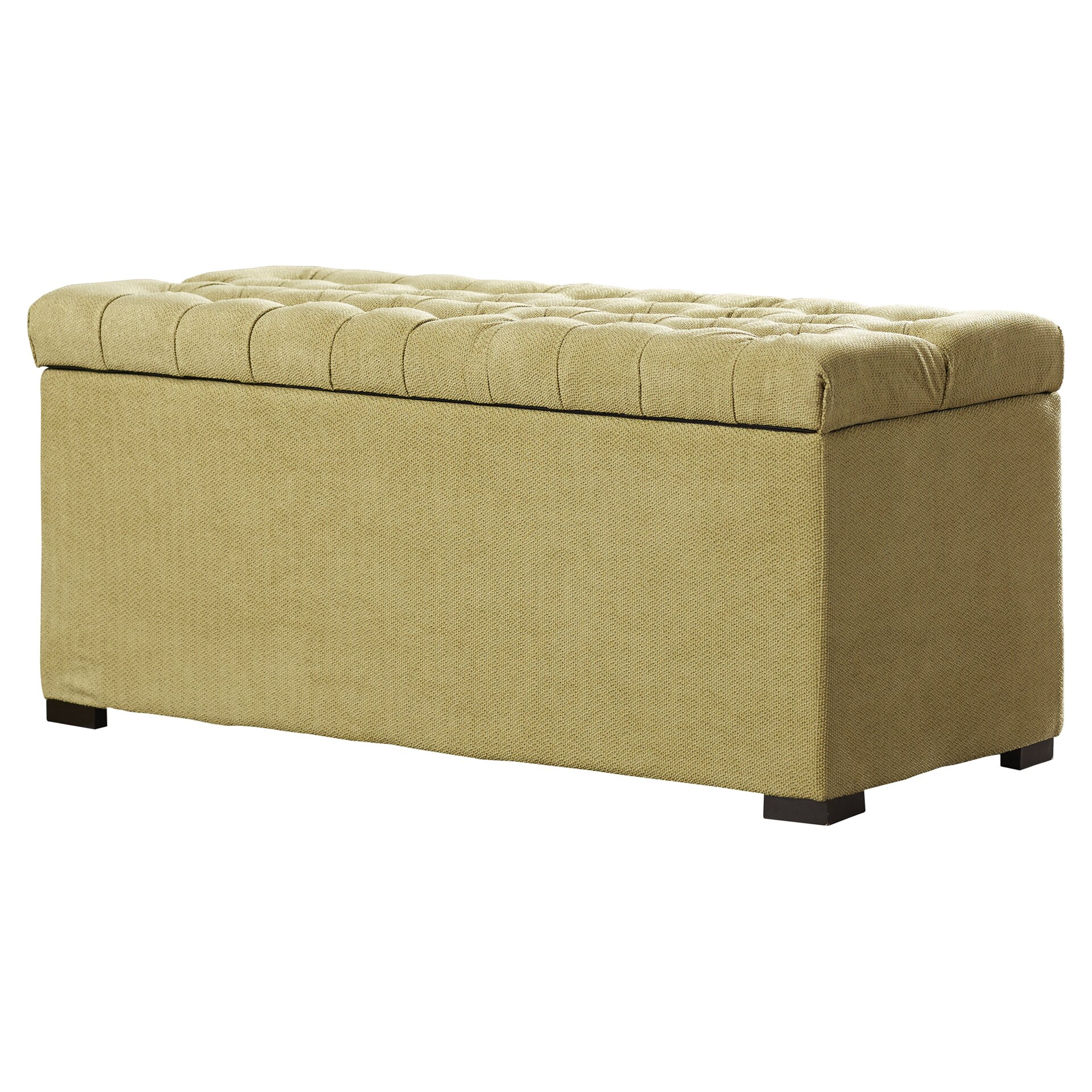 Red Barrel Studio Elk Valley Upholstered Storage Bedroom Bench Reviews Wayfair