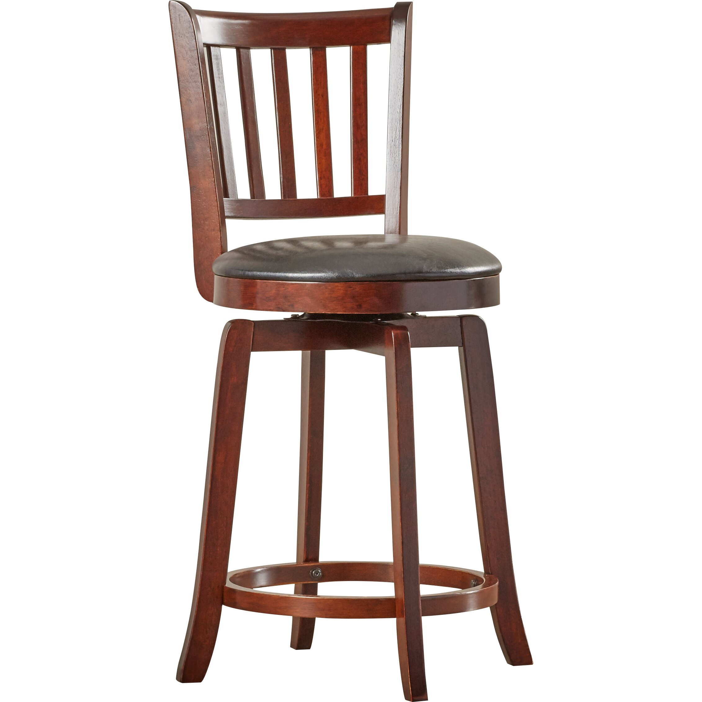Red Barrel Studio Kimo 24 Quot Swivel Bar Stool Amp Reviews
