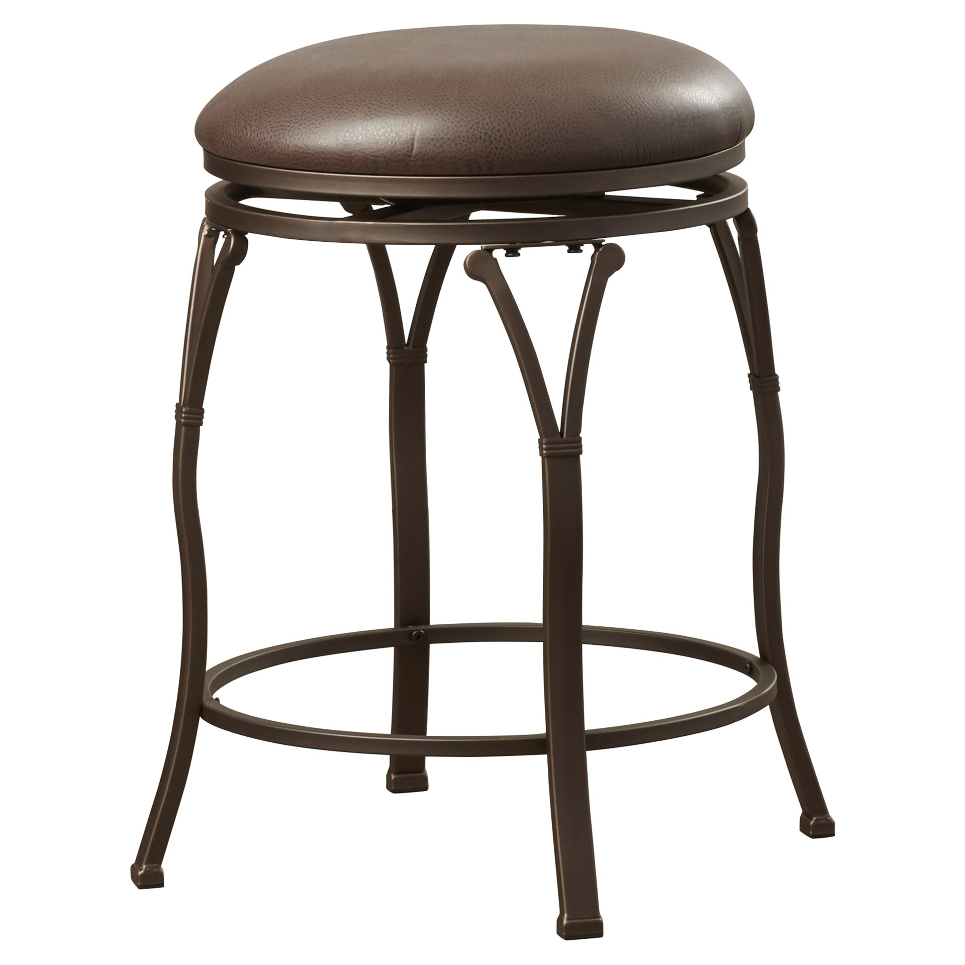 Red Barrel Studio Boyers 24 375 Quot Swivel Bar Stool