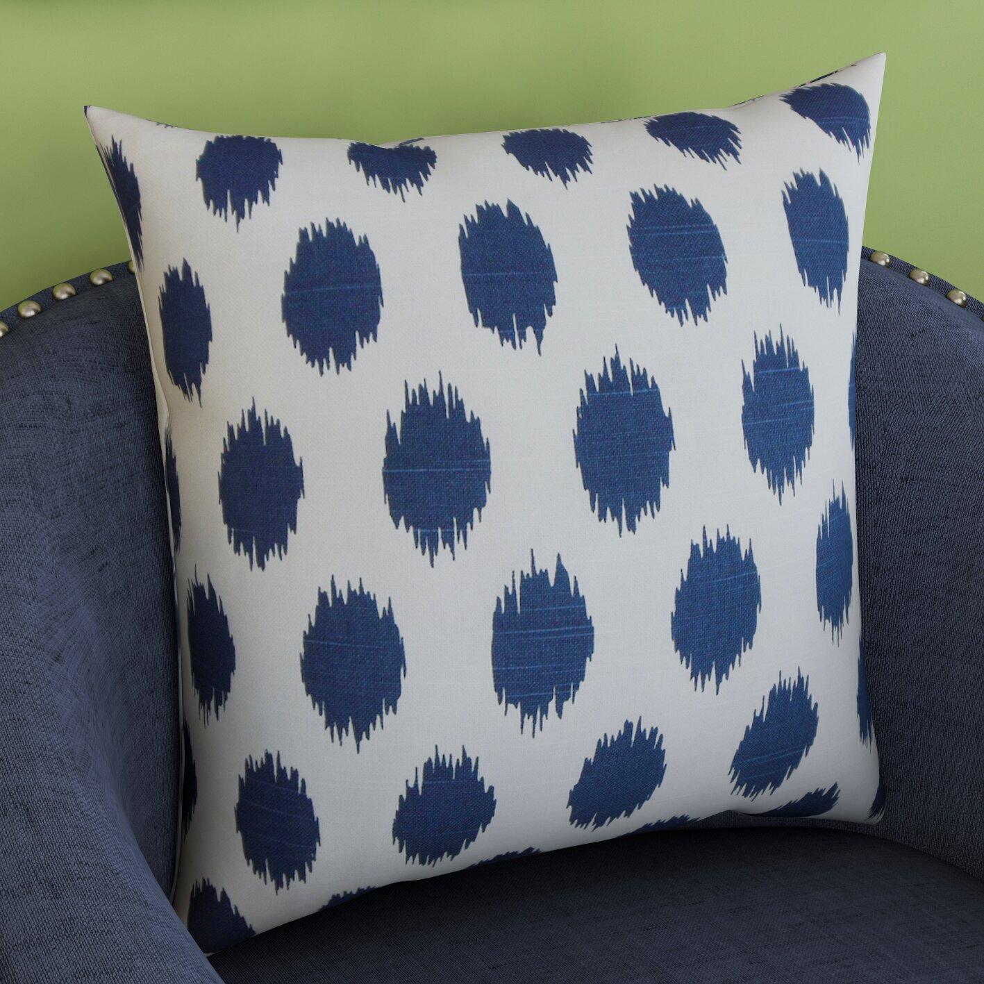 Red Barrel Studio Brickyard Cotton Throw Pillow & Reviews Wayfair