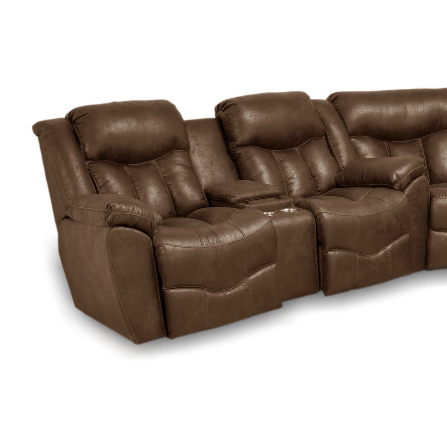 Red barrel studio jenkins power motion reclining sofa Power reclining sofas and loveseats