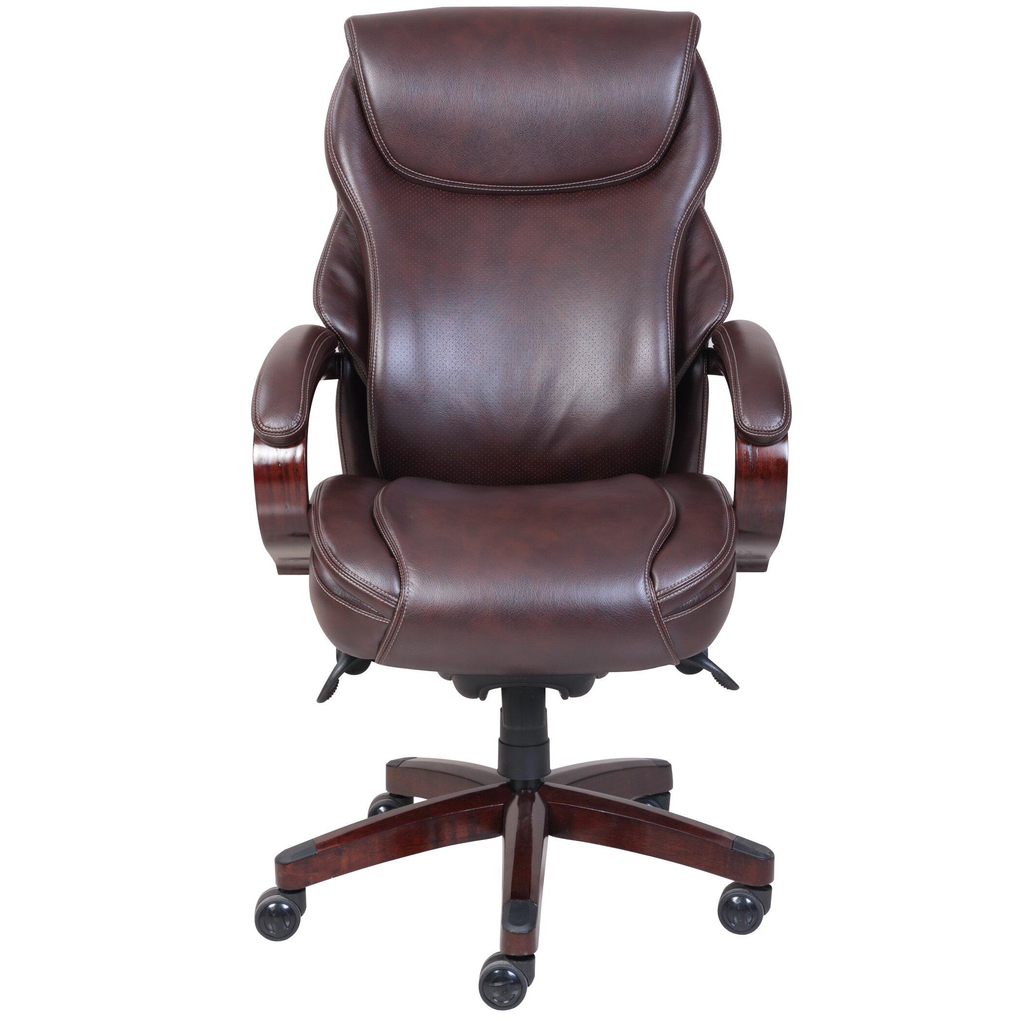 La Z Boy Hyland Executive Chair & Reviews