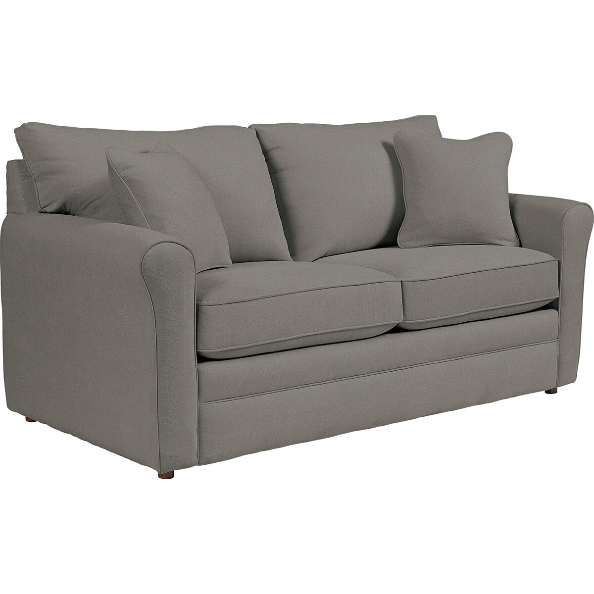 La z boy leah supreme comforttm sleeper sofa wayfair for La z boy sectional sleeper sofa