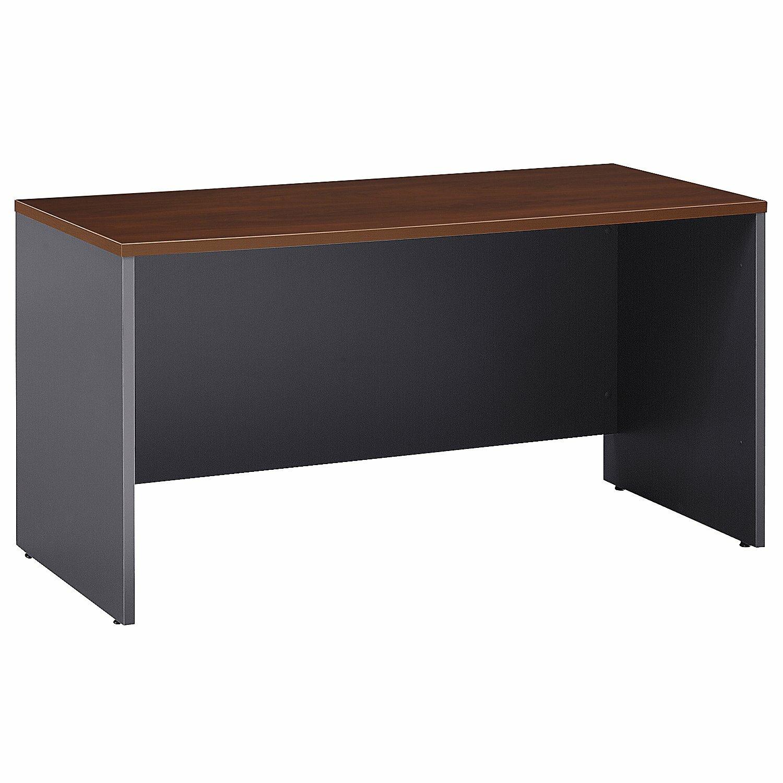 bush business furniture series c desk shell reviews