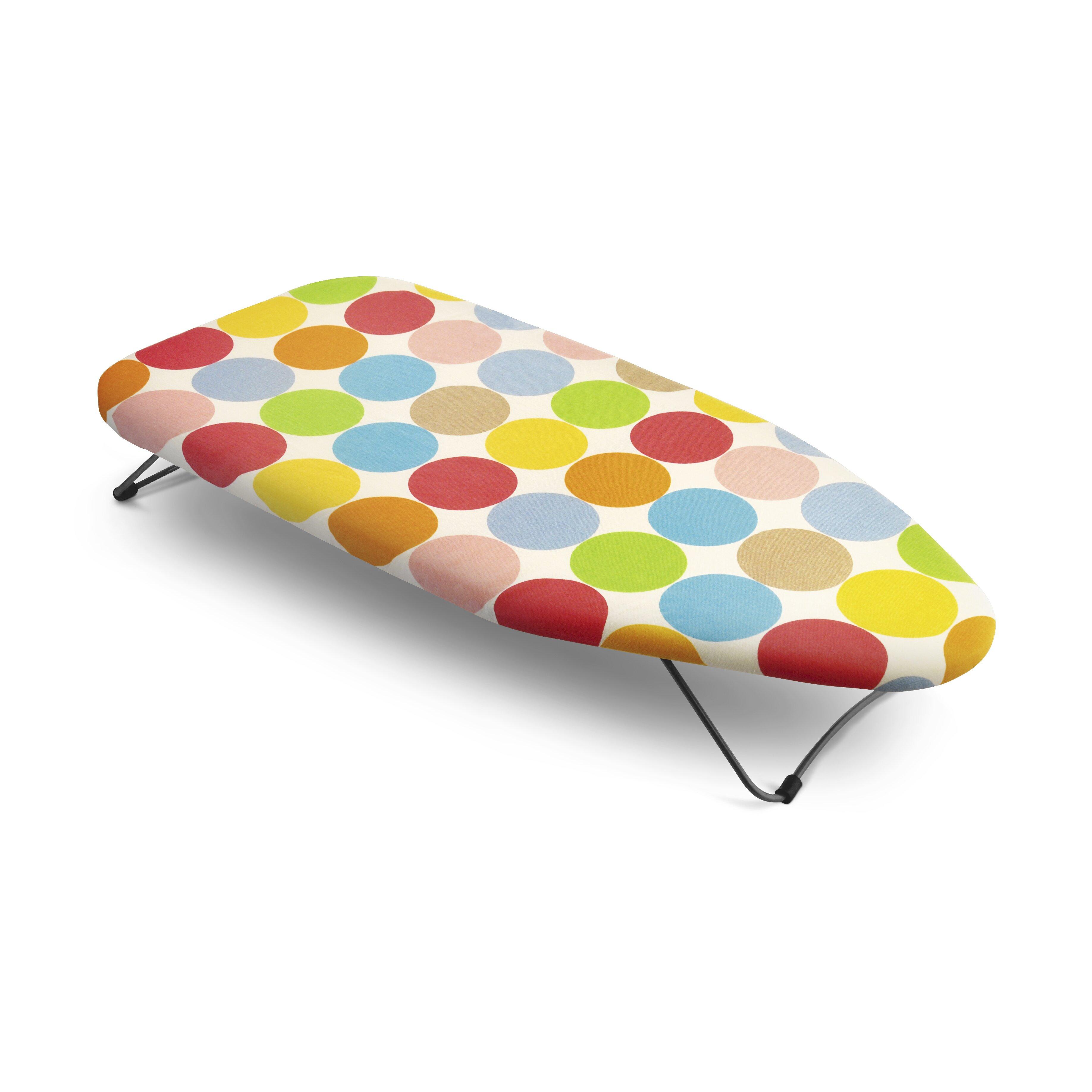bonita mini table top ironing board reviews wayfair. Black Bedroom Furniture Sets. Home Design Ideas