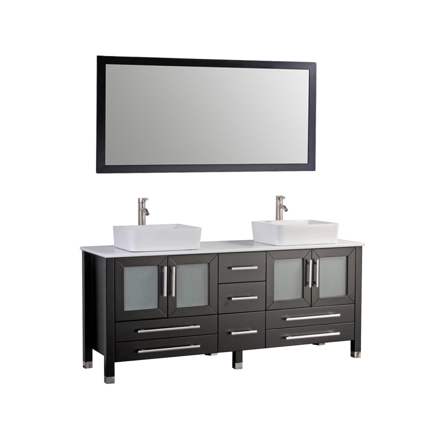 Luxury  Rhodes Encore Illuminated Led Bathroom Mirror With Integrated Stereo