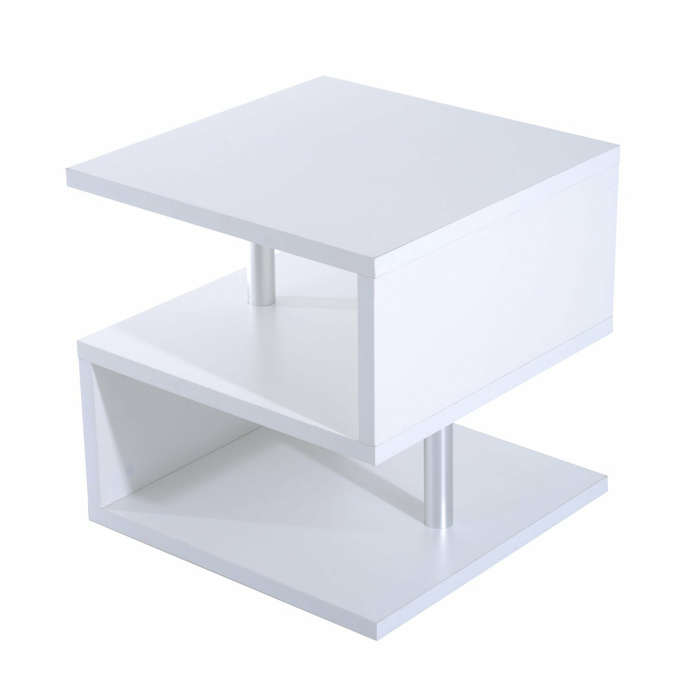 Homcom Cube Coffee Table Wayfair Uk