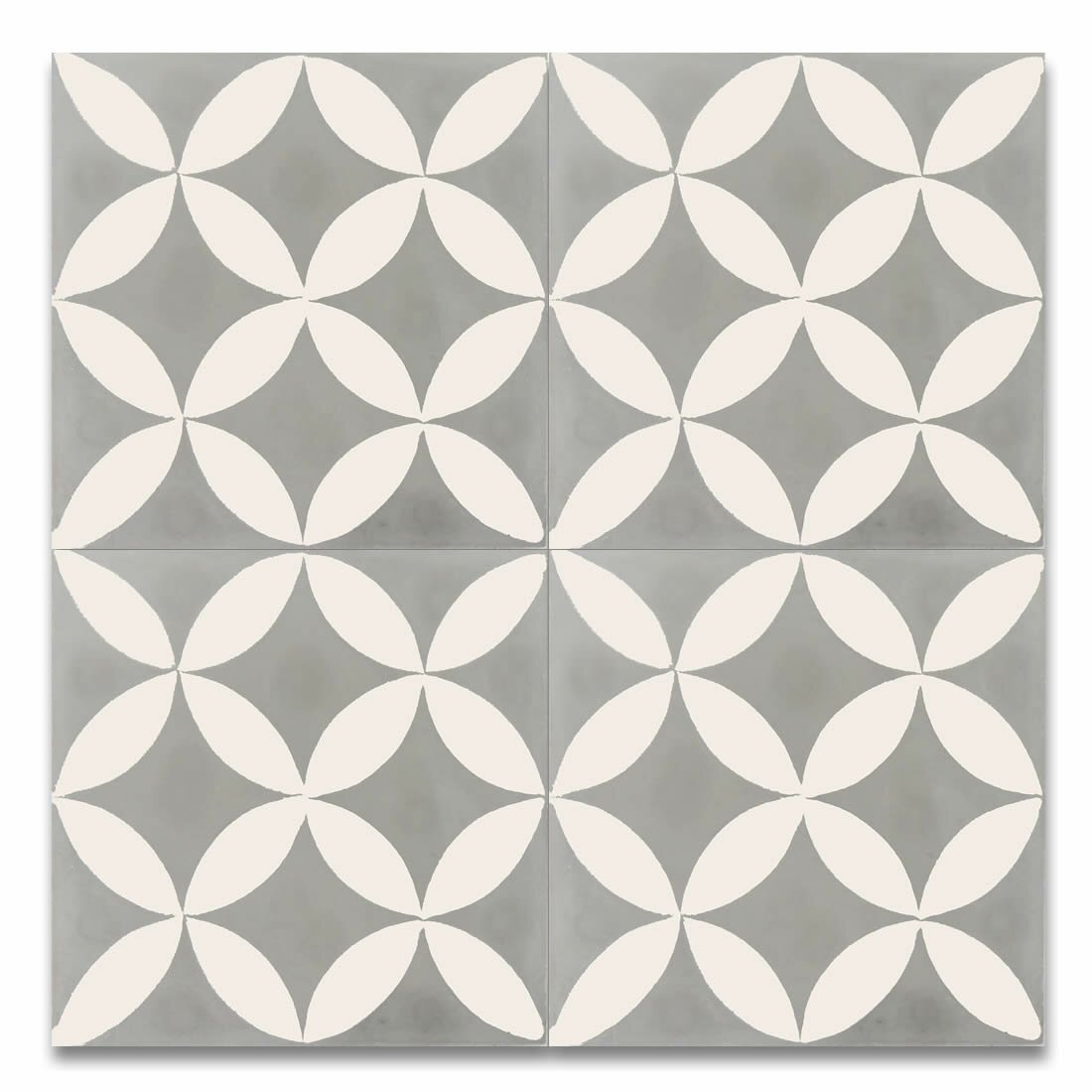 Moroccan mosaic tile house amlo 8 x 8 handmade cement for White cement tiles