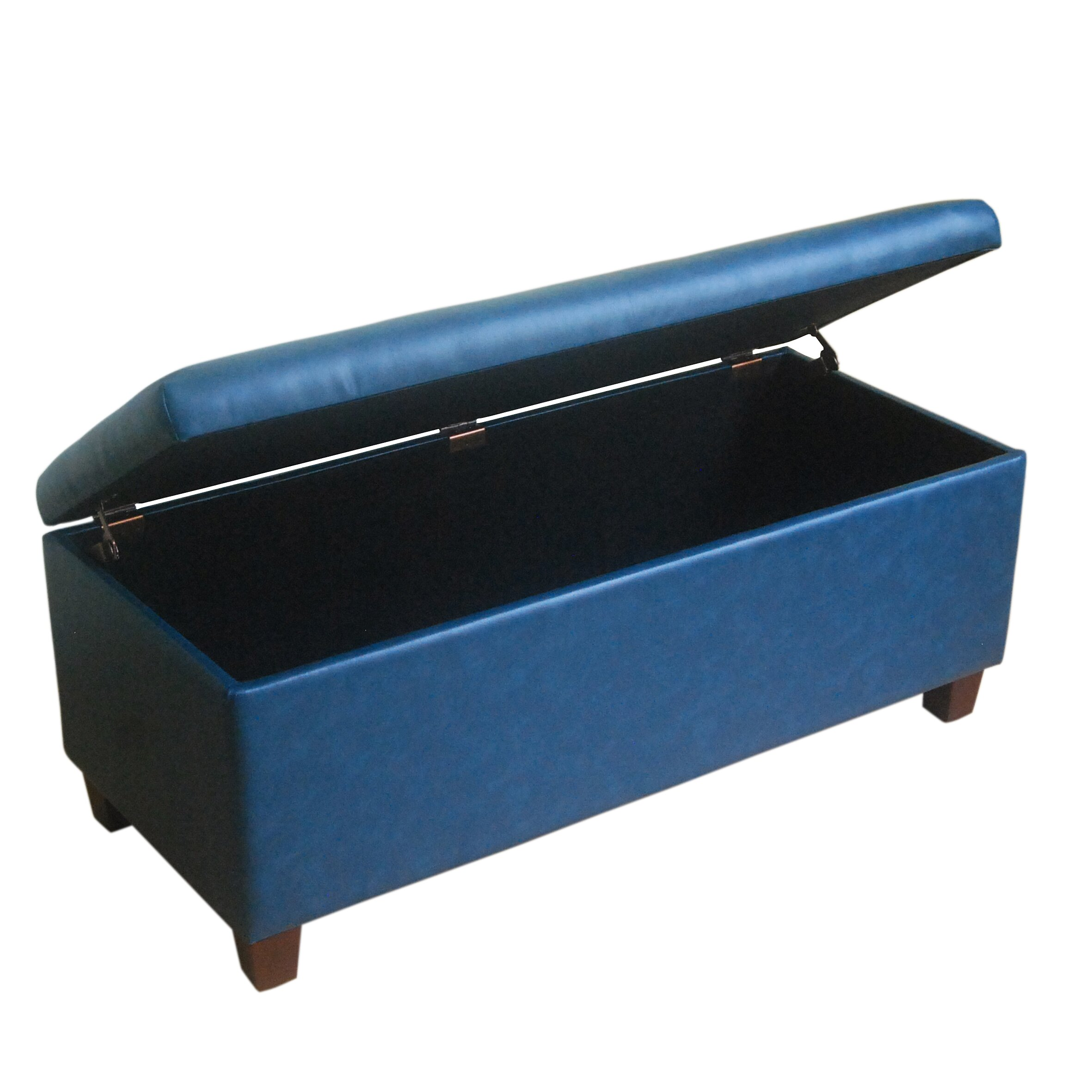 Homepop Upholstered Storage Bench Reviews Wayfair Supply
