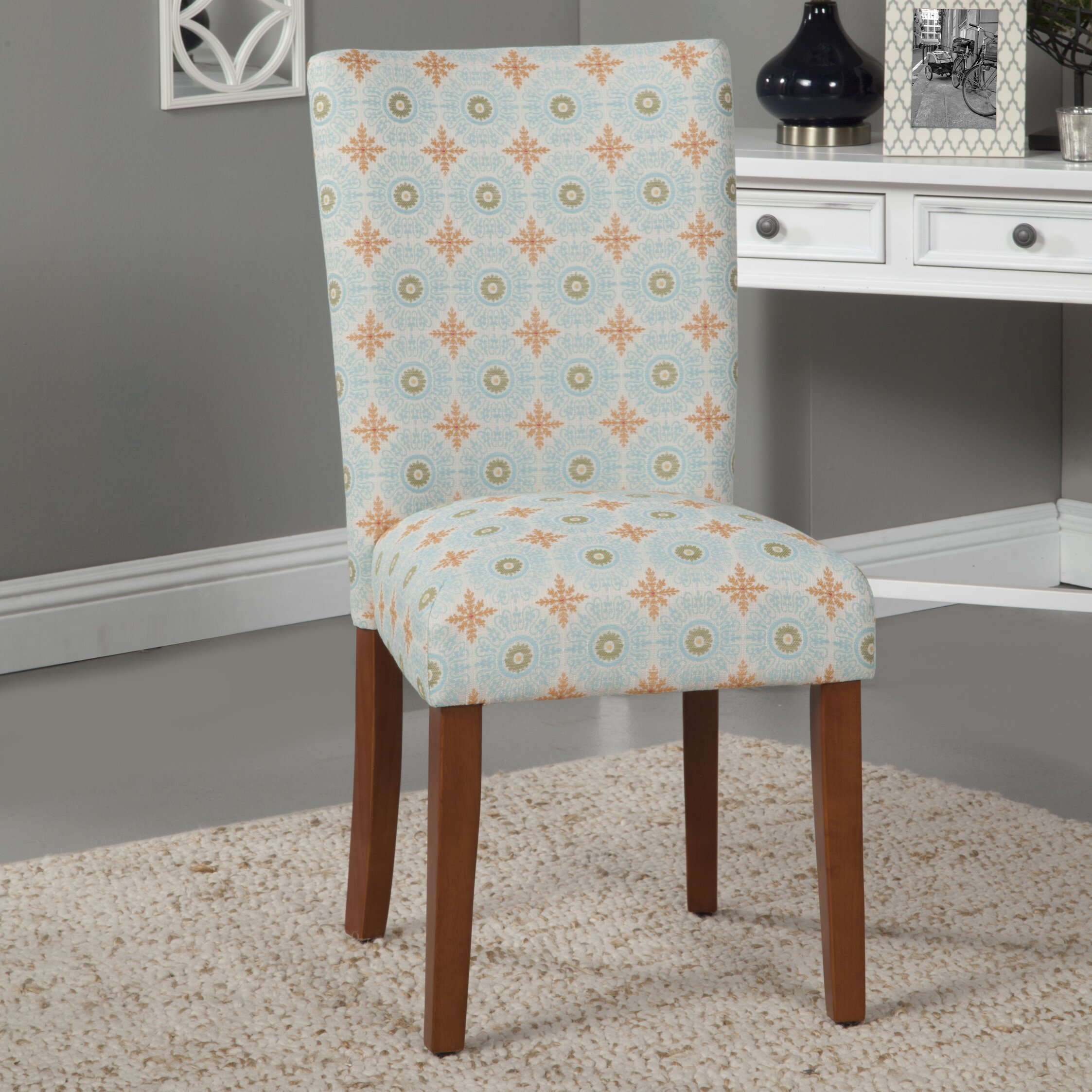 HomePop Parson Dining Chair & Reviews