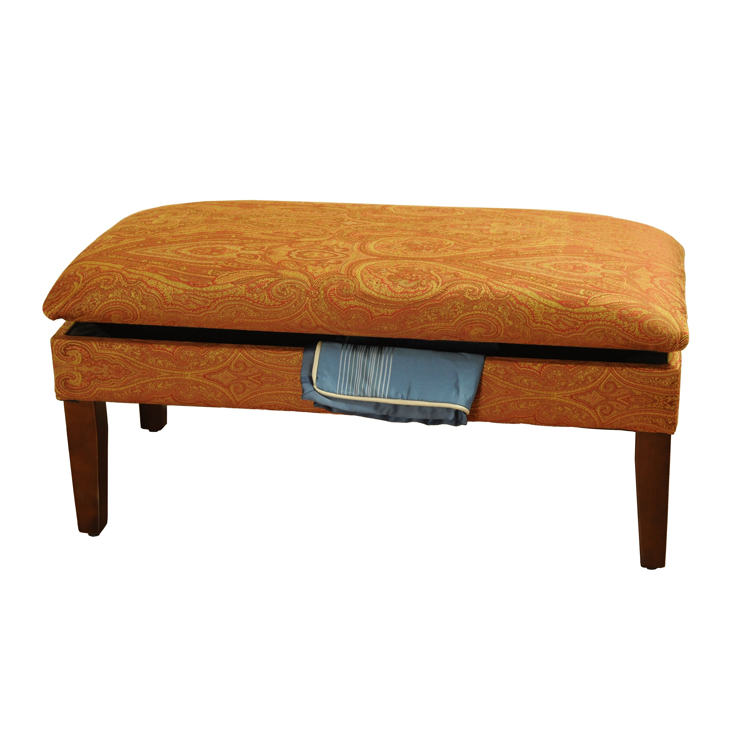 homepop upholstered storage bedroom bench reviews wayfair