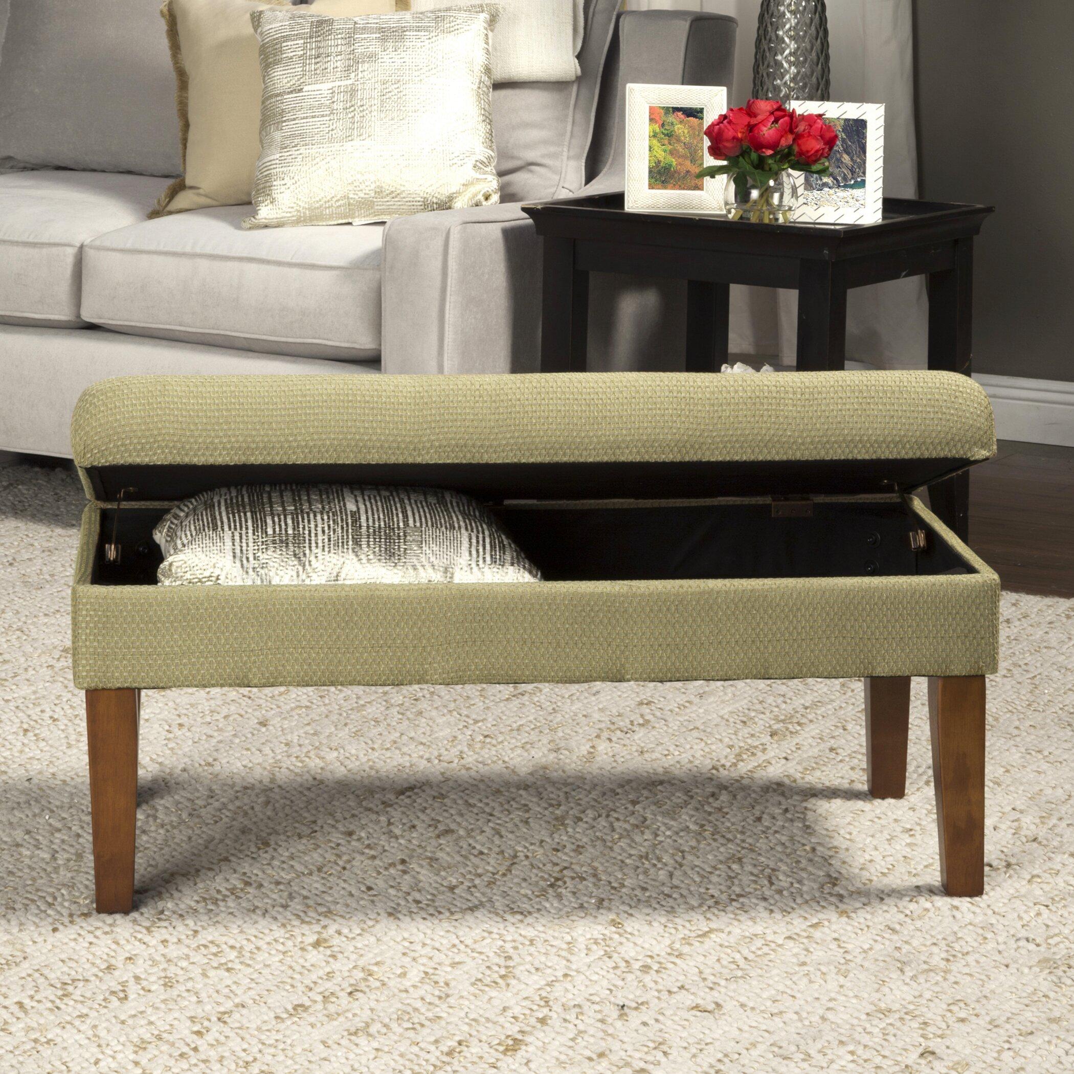 Homepop Kinfine Decorative Upholstered Bench Reviews Wayfair