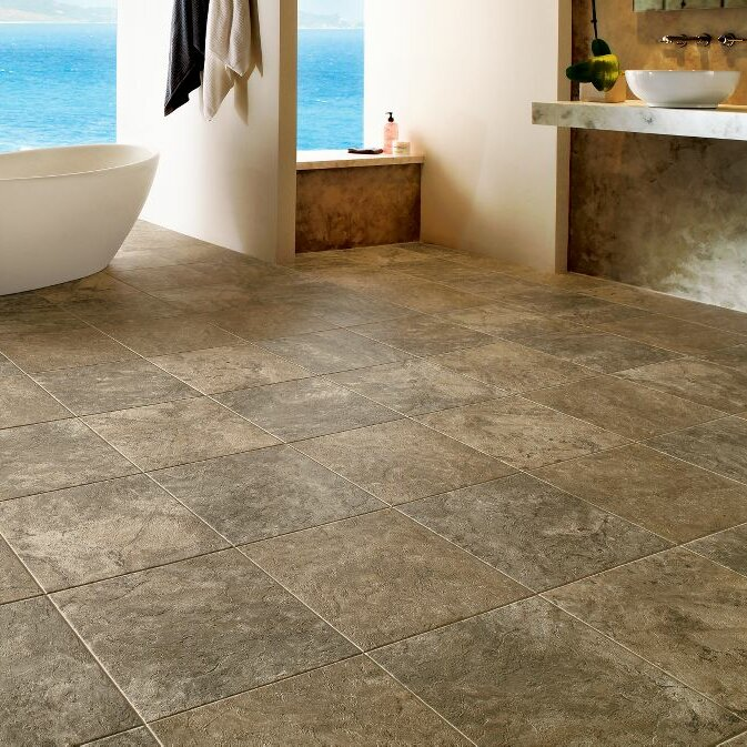 Armstrong Alterna Reserve Classico Travertine 16 Quot X 16 Quot X