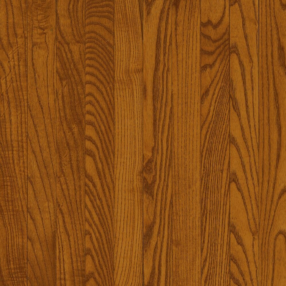 Bruce flooring dundee 2 1 4 solid red white oak for Red oak hardwood flooring