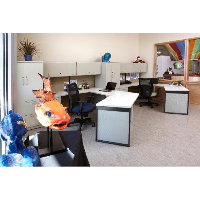 Ki Furniture Impress Mid Back Mesh Task Chair Wayfair
