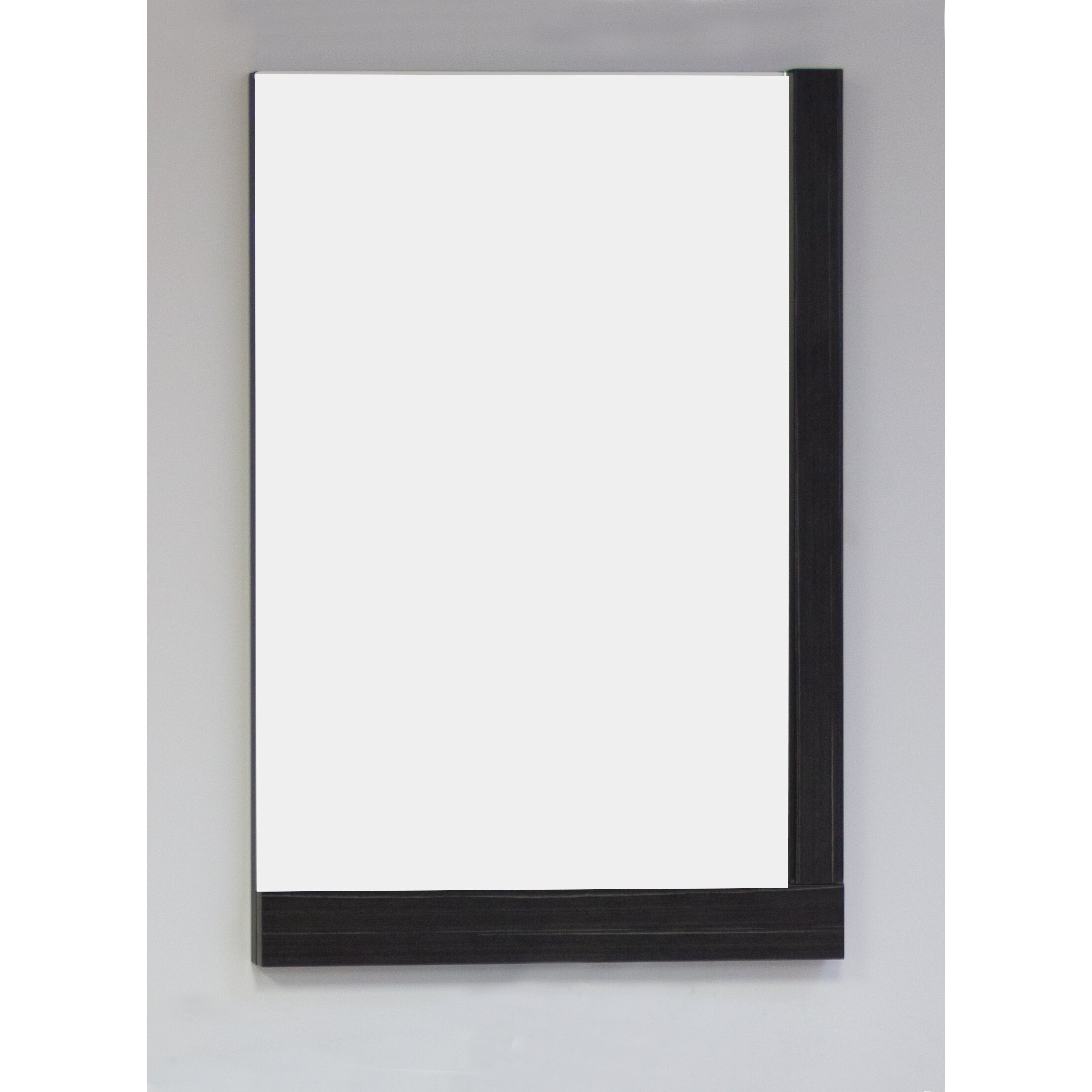 American imaginations modern wall mirror reviews for Contemporary wall mirrors