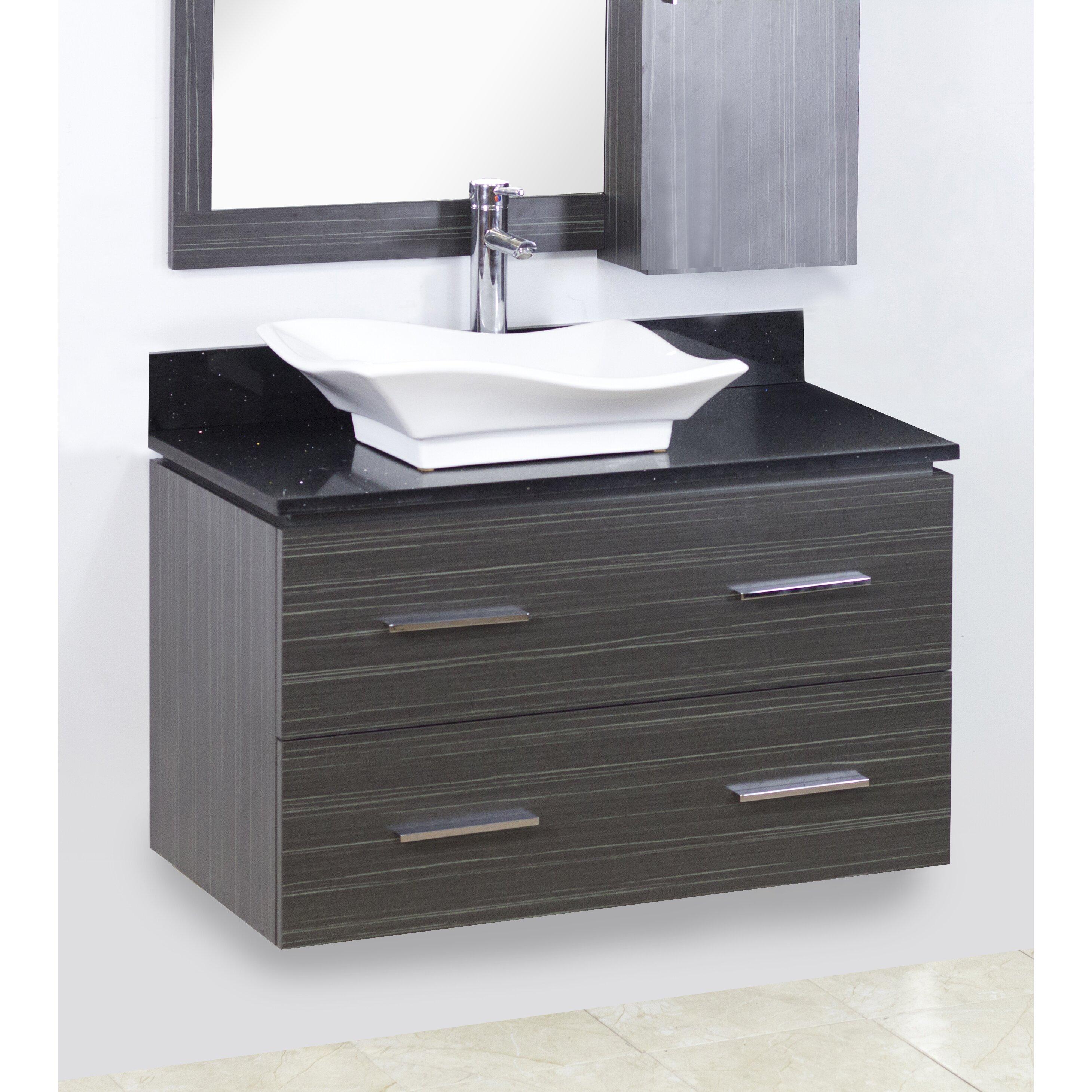 36 single modern wall mount bathroom vanity set reviews way