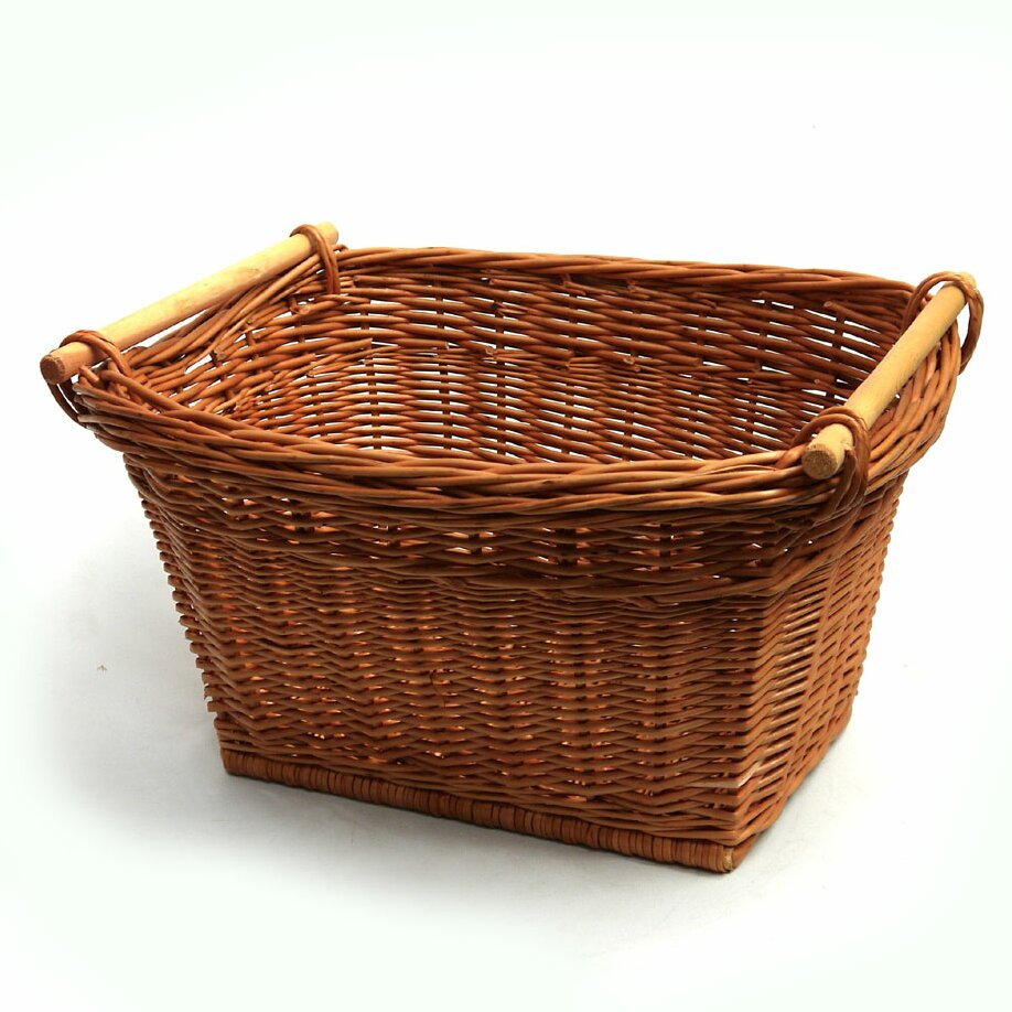 prestige wicker kitchen storage willow basket reviews