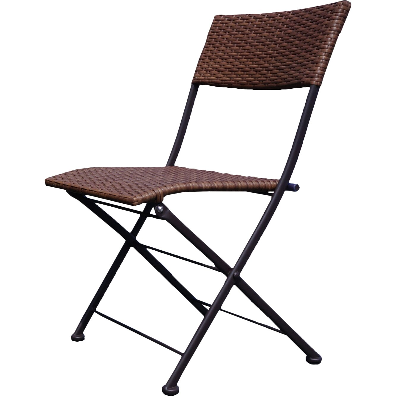 Marstone Bistro Folding Dining Side Chair Reviews Wayfair
