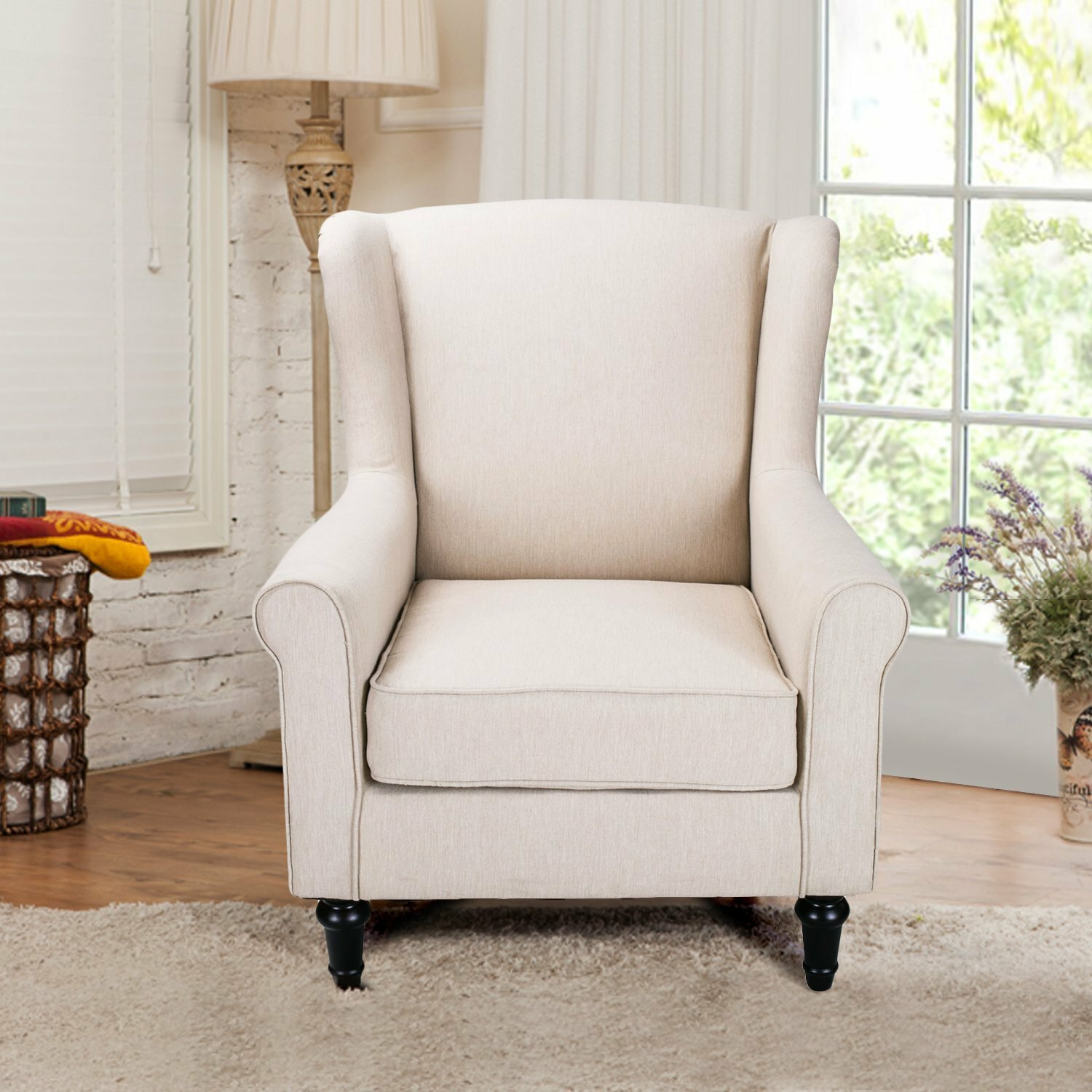 Adecotrading Living Room Single Lounge Chair Wayfair