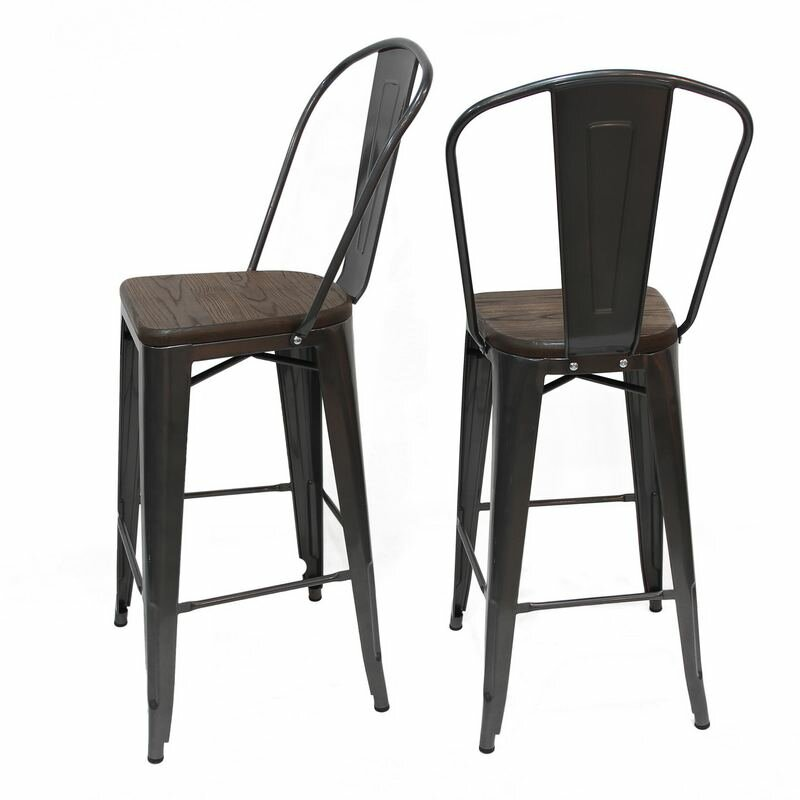 Adecotrading 30 Quot Bar Stool Wayfair