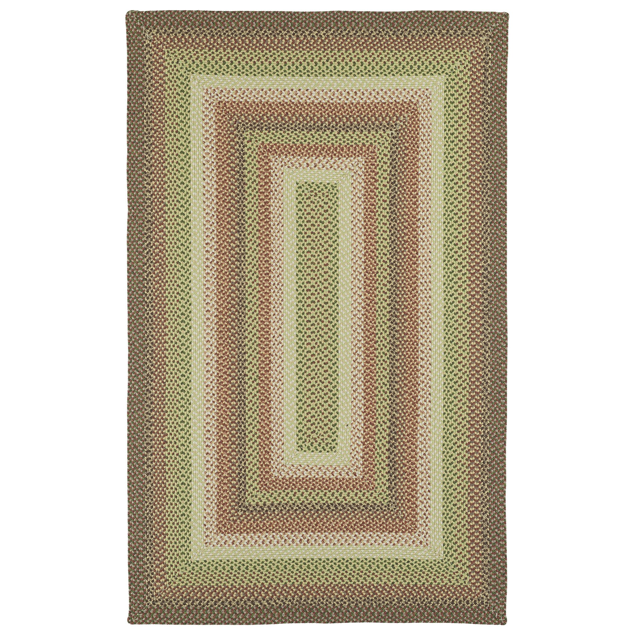 Kaleen bimini sage indoor outdoor area rug reviews wayfair for Indoor out door rugs
