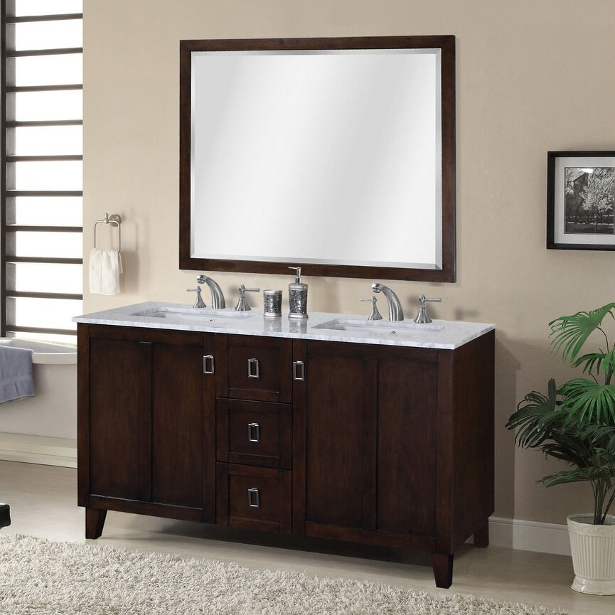 infurniture in 32 series 60 double sink bathroom vanity set reviews wayfair