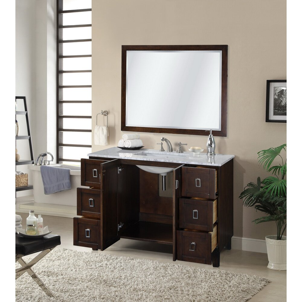 infurniture in 32 series 48 single sink bathroom vanity set revie