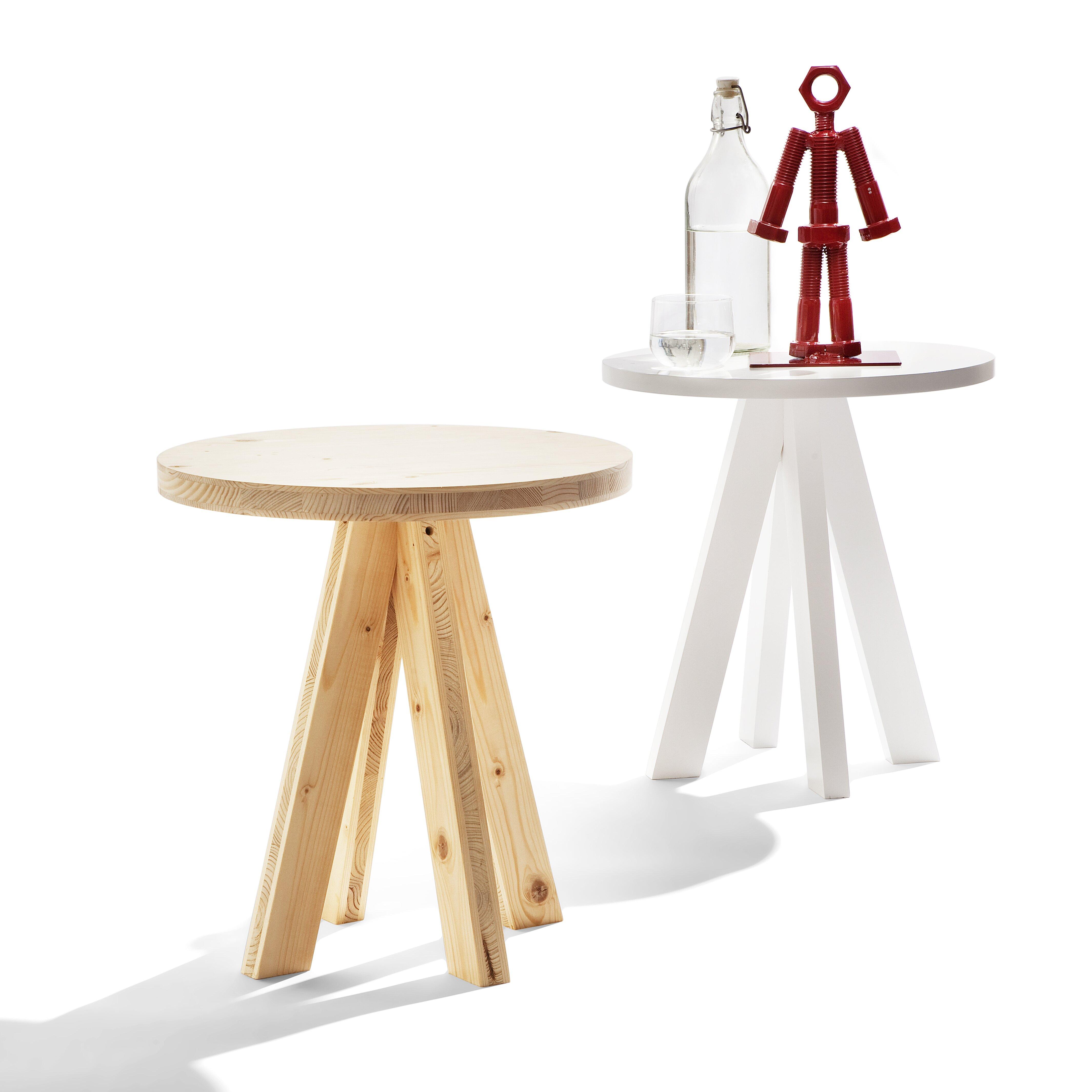 atipico angelo side table wayfair uk. Black Bedroom Furniture Sets. Home Design Ideas