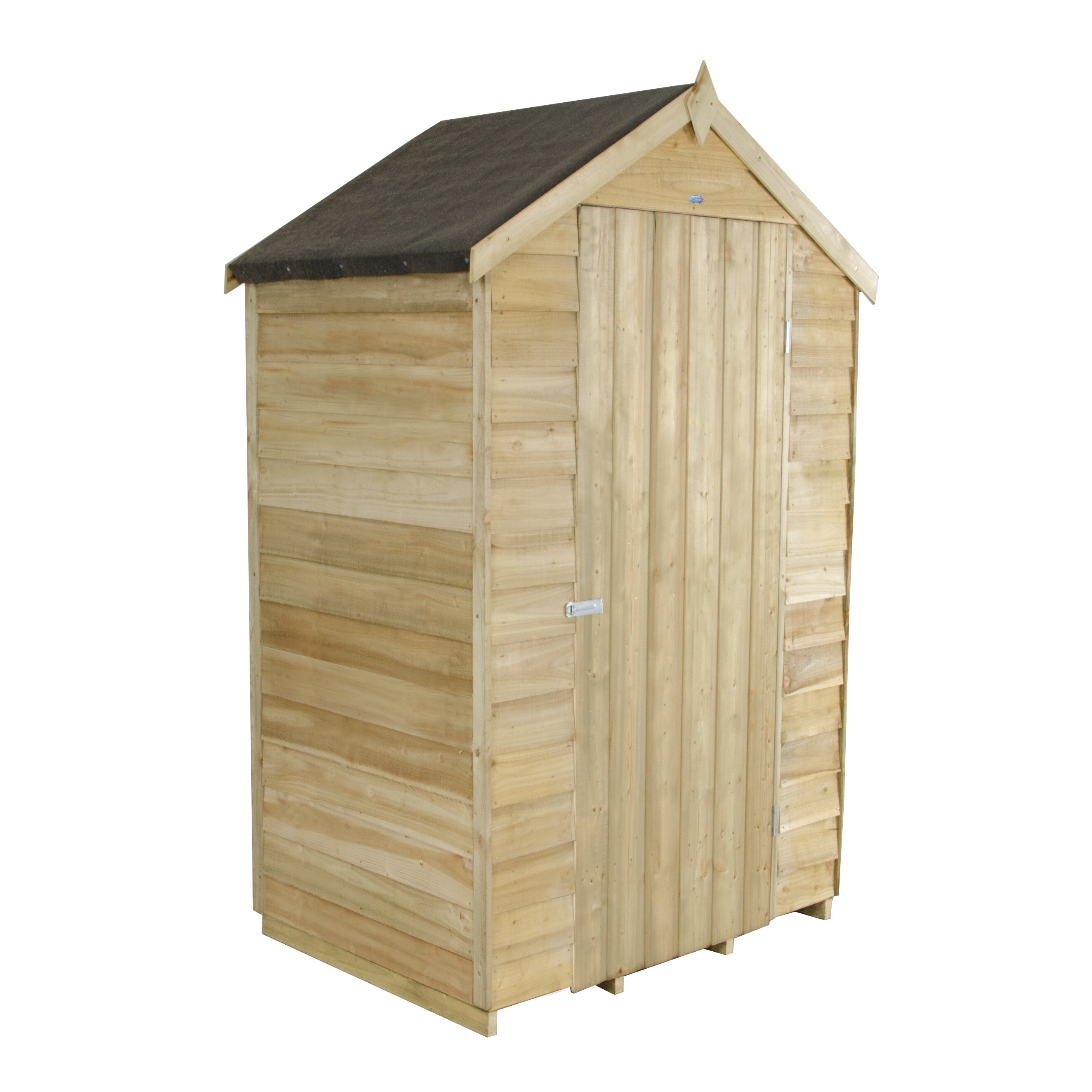 forest garden 4 x 3 wooden storage shed wayfair uk