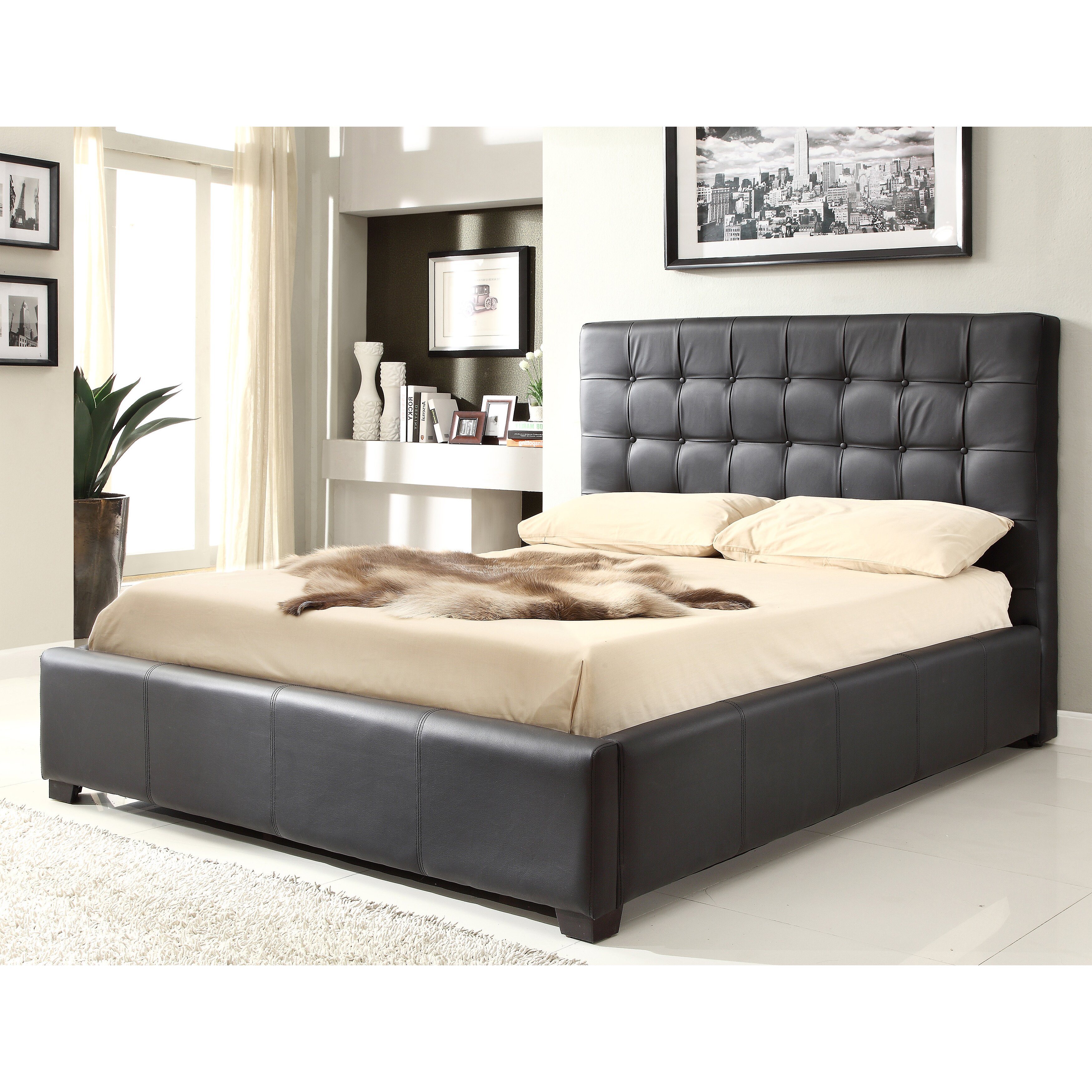 At Home Usa Athens Panel Customizable Bedroom Set Reviews Wayfair