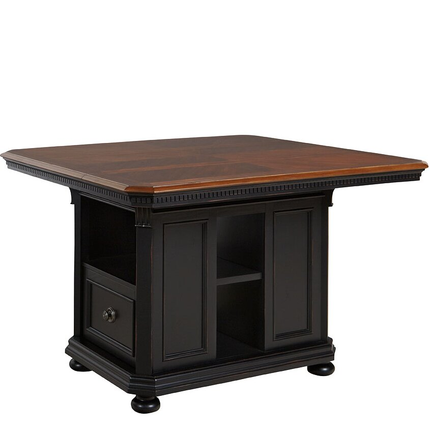 Kitchen Island Furniture: Avalon Furniture Rivington Hall Kitchen Island & Reviews