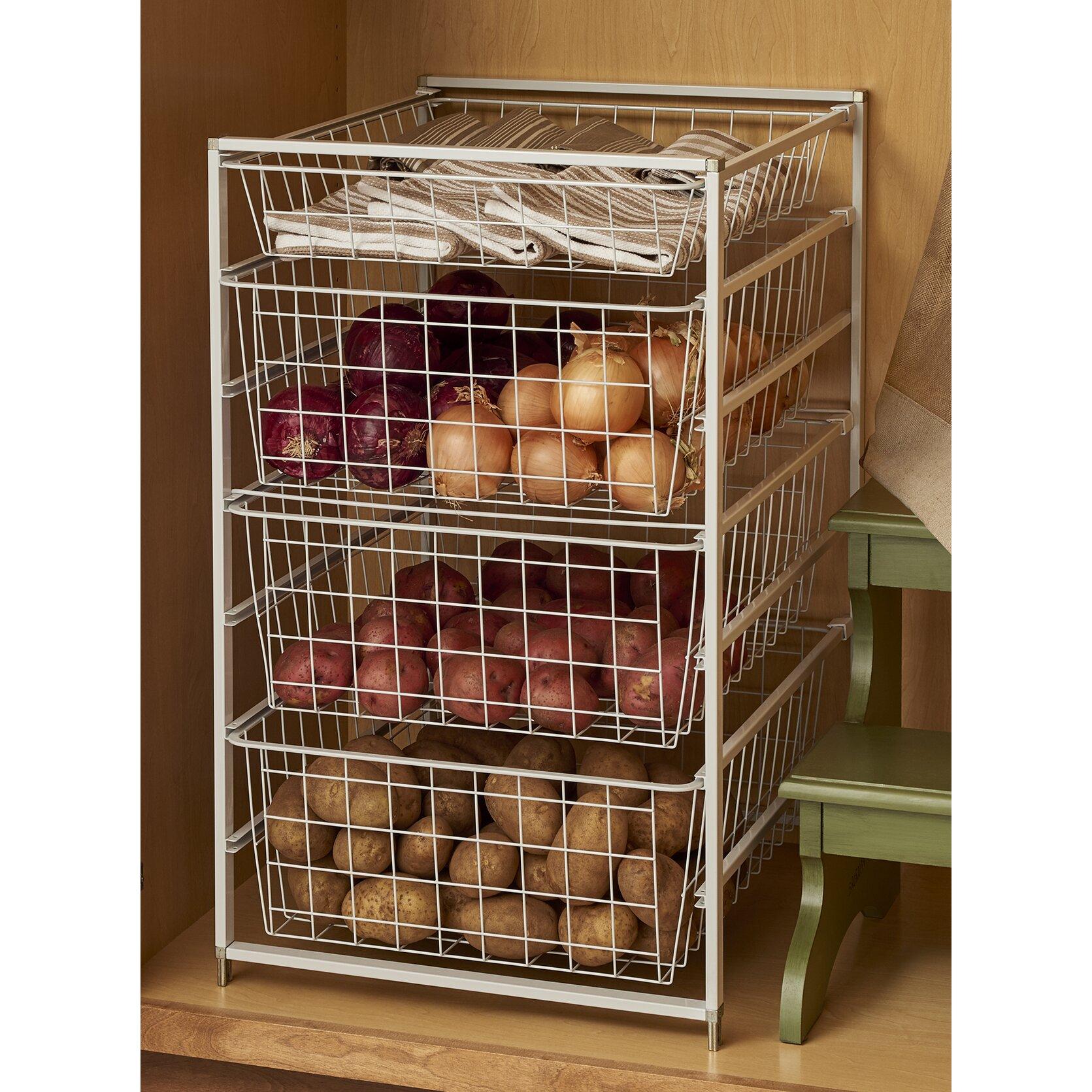 Closetmaid Drawer Kits Basket Organizer Amp Reviews Wayfair