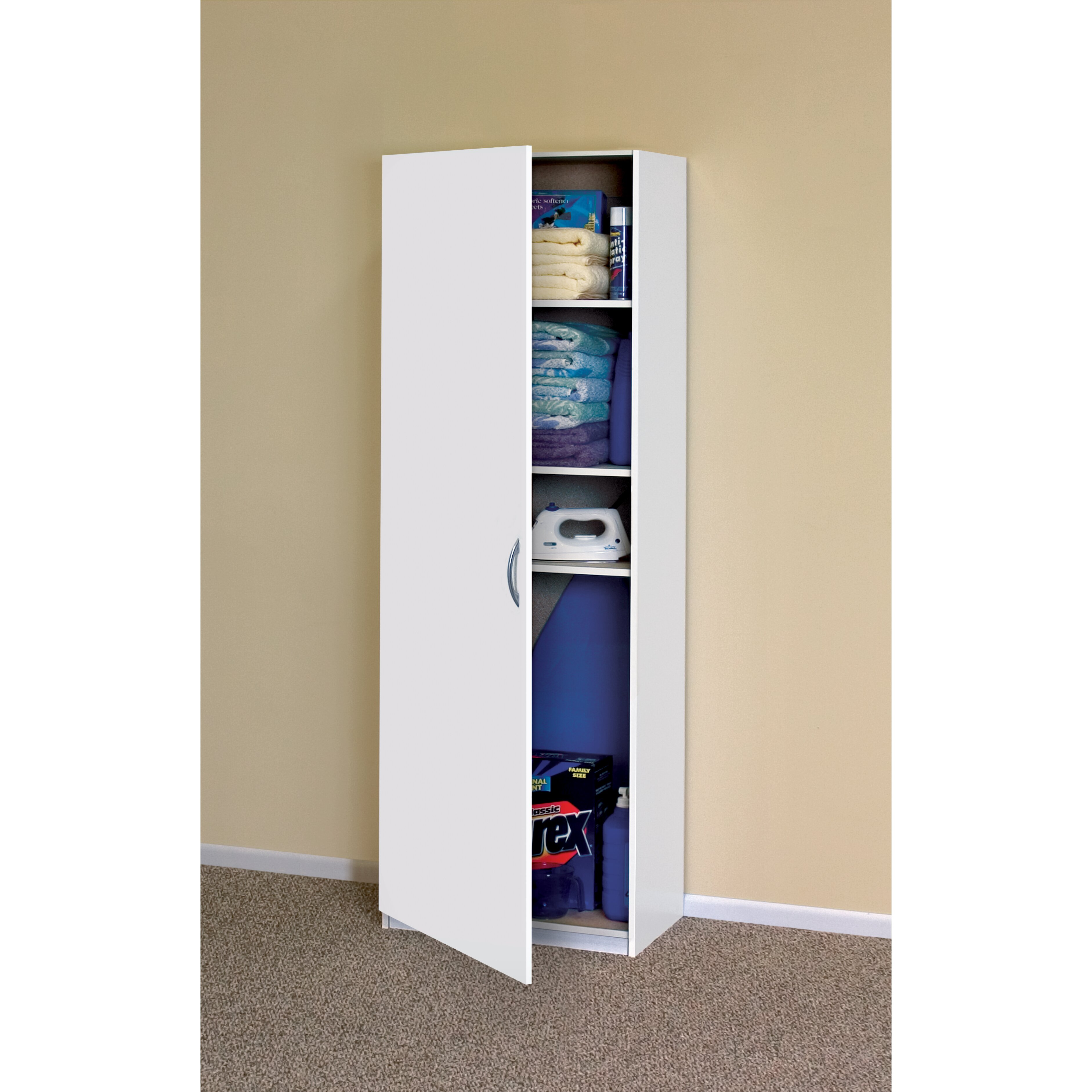 Closetmaid h x w x d flat panel for One day doors and closets reviews