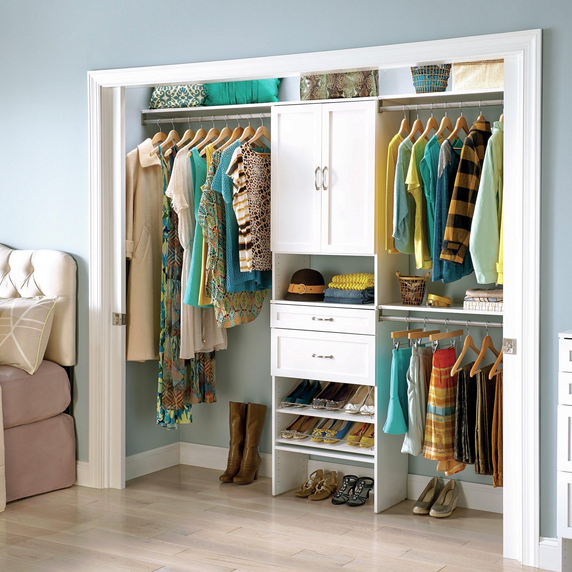 Closetmaid doors closetmaid selectives 30 in x 23 5 in for Oversized doors