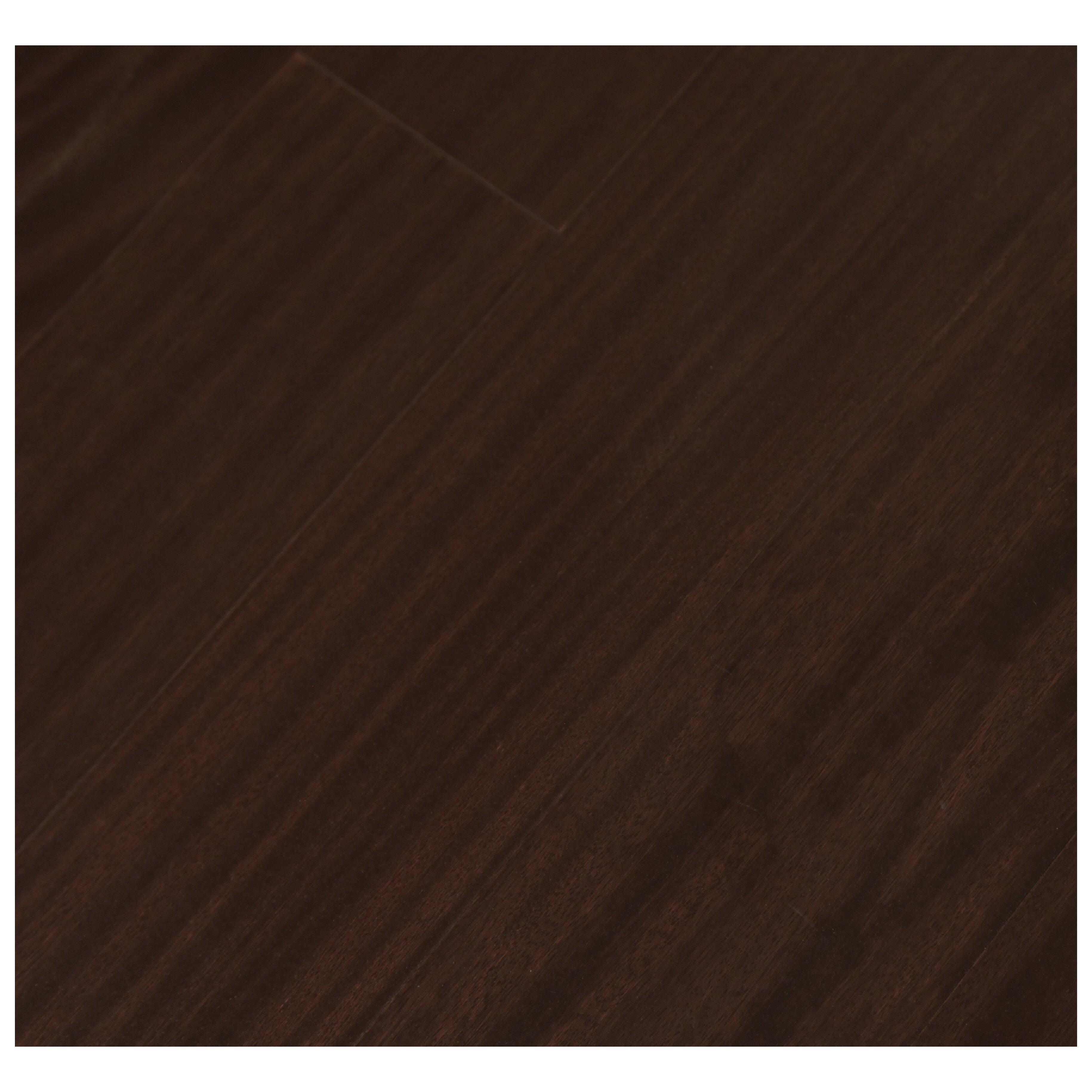 """Easoon Usa 5 Engineered Manchurian Walnut Hardwood: Easoon USA 5"""" Engineered Pacific Mahogany Hardwood"""