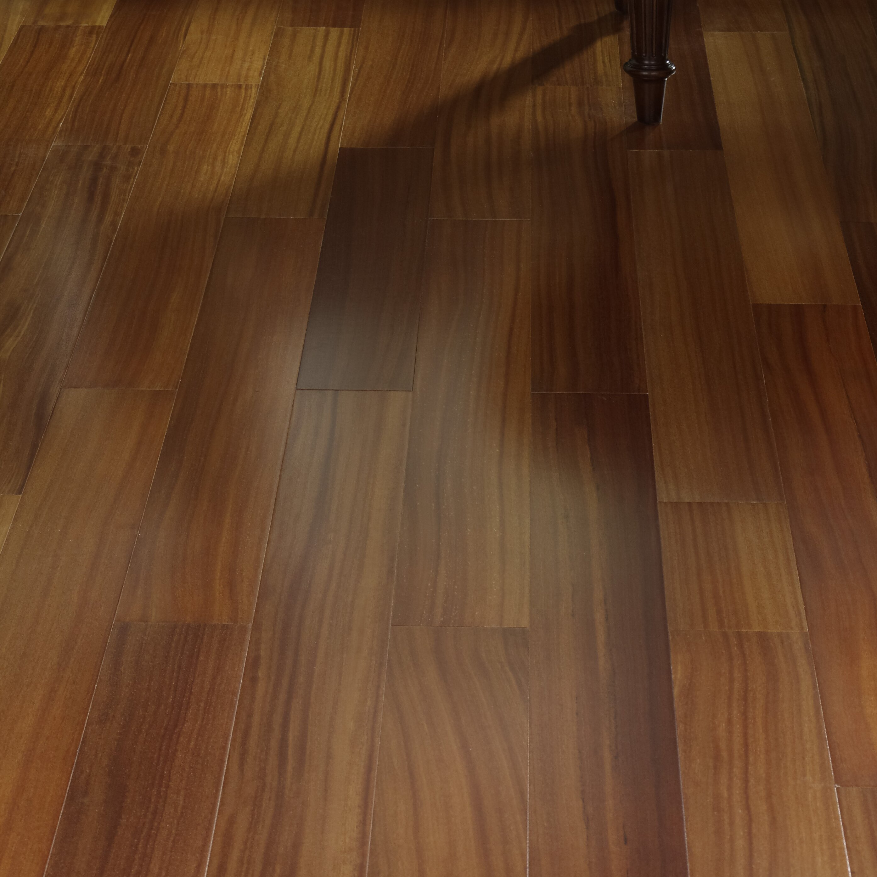 Easoon Usa 5 Engineered Brazilian Teak Hardwood Flooring