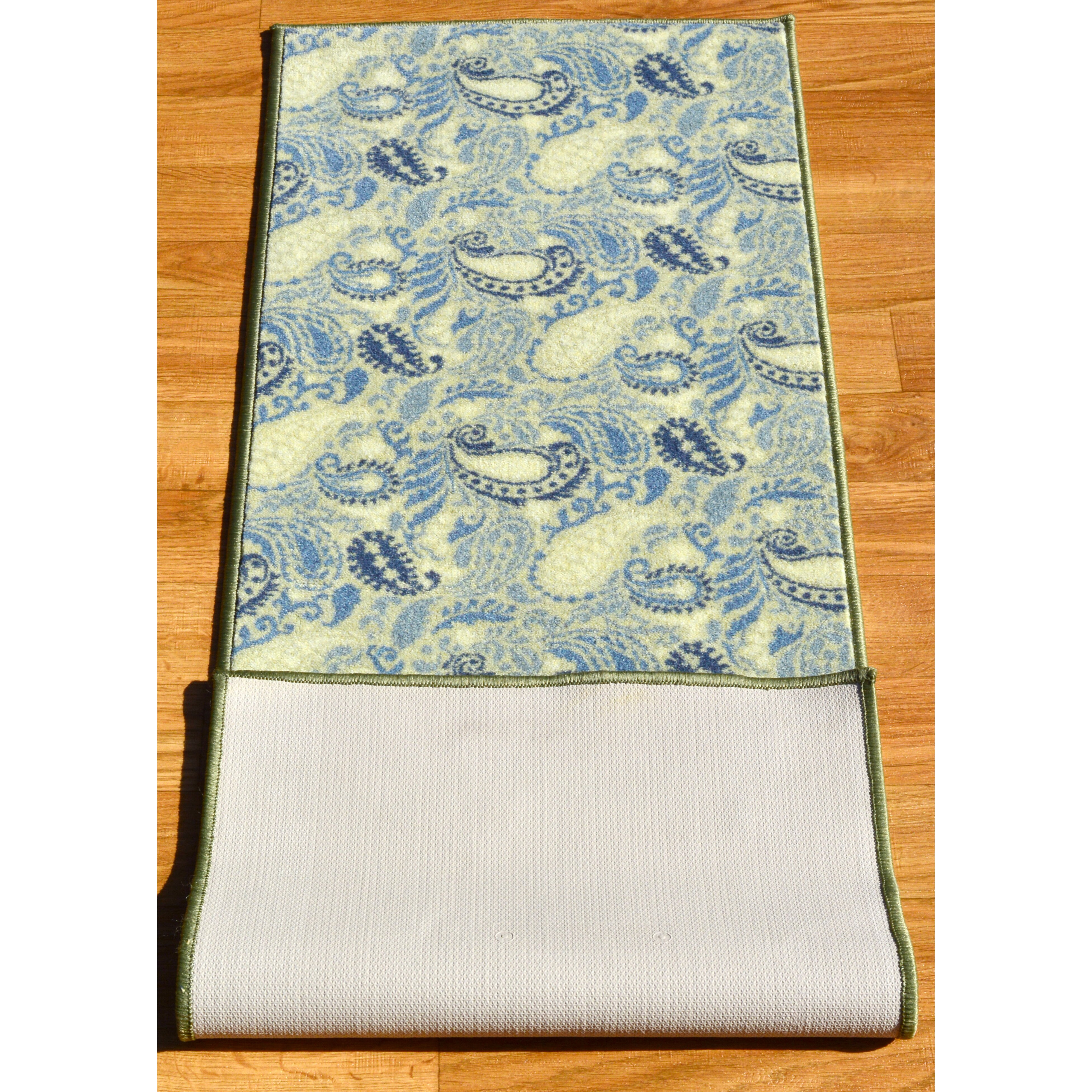 Diagona Designs Avalon Green/Teal Area Rug