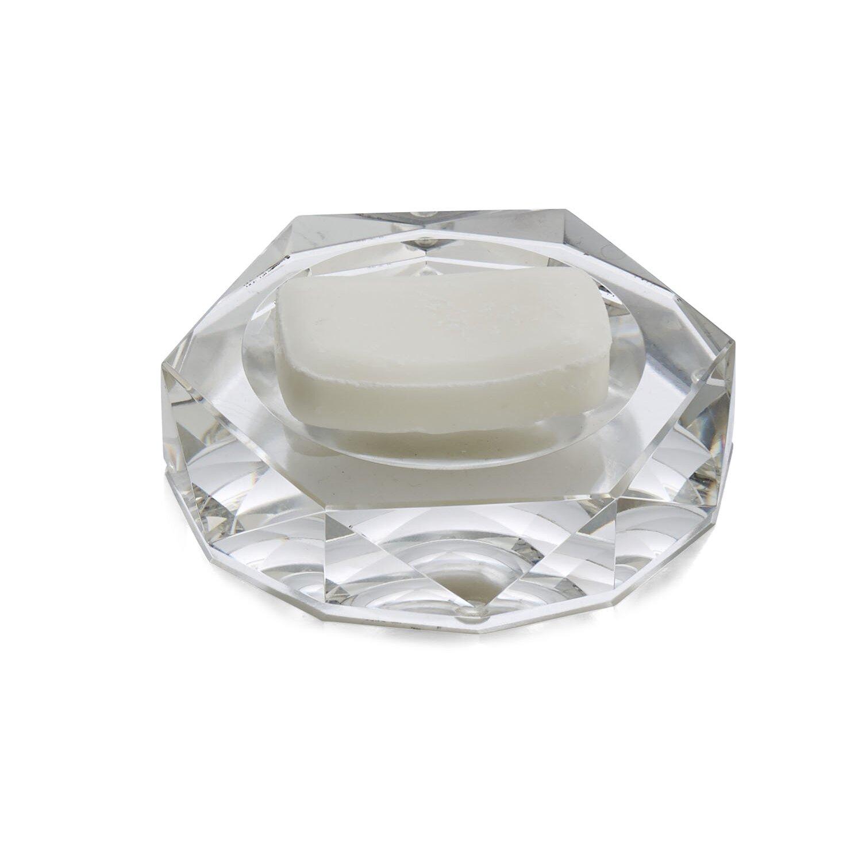Paradigm trends cora 5 piece bath accessory set reviews for Bathroom 5 piece set