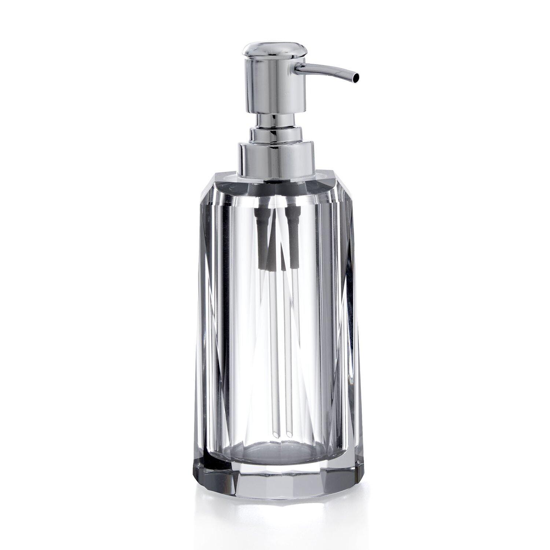 Paradigm trends cora 5 piece bath accessory set reviews for Bathroom accessory kit