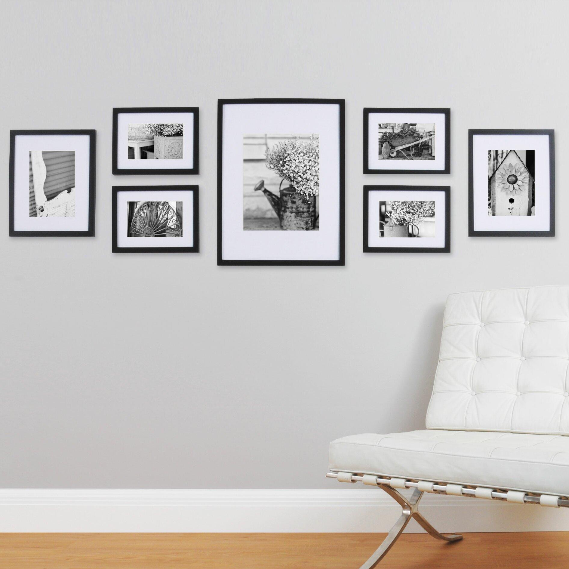 Nielsenbainbridge Gallery 7 Piece Perfect Wall Picture