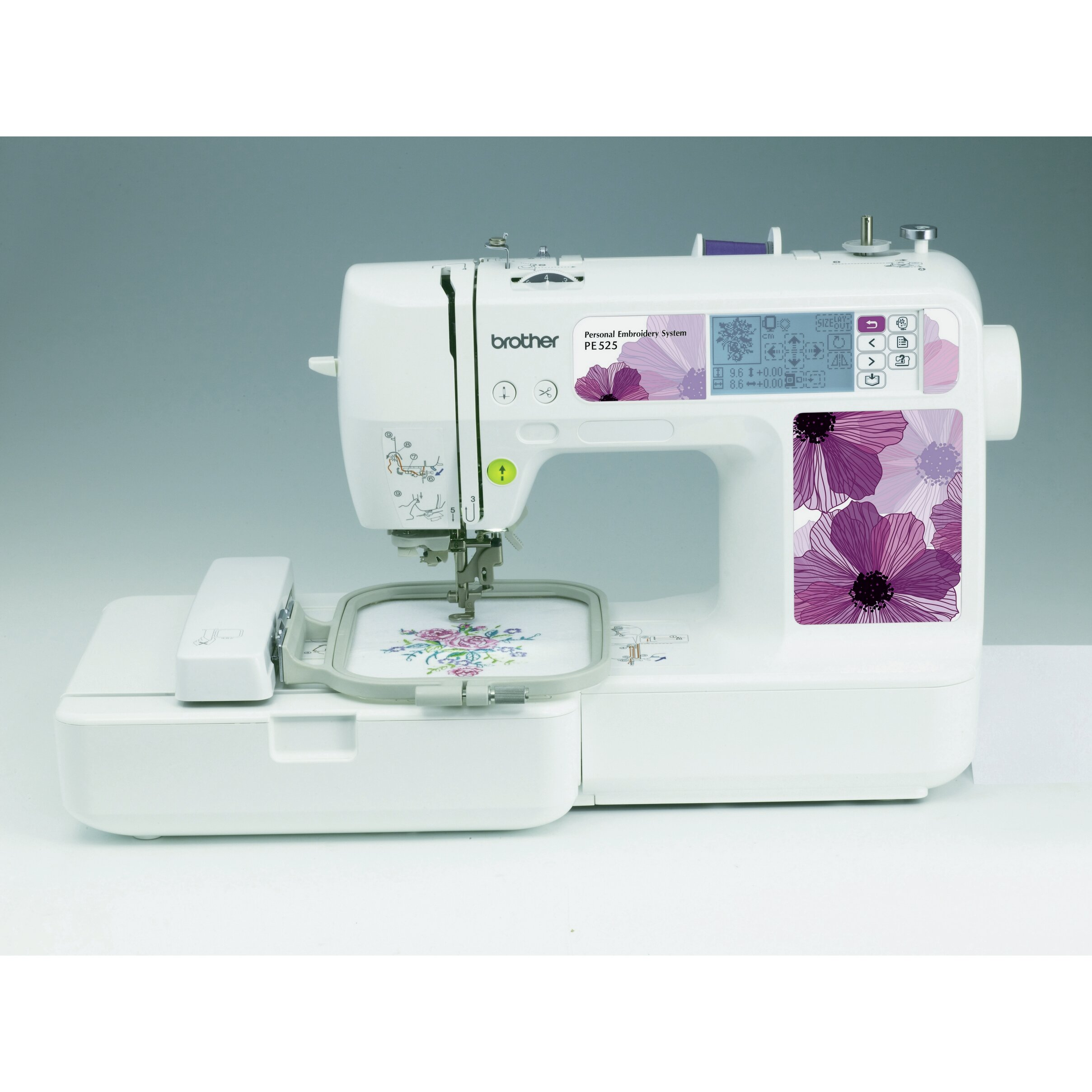 Brother sewing 70 design embroidery machine reviews for Decor 99 sewing machine