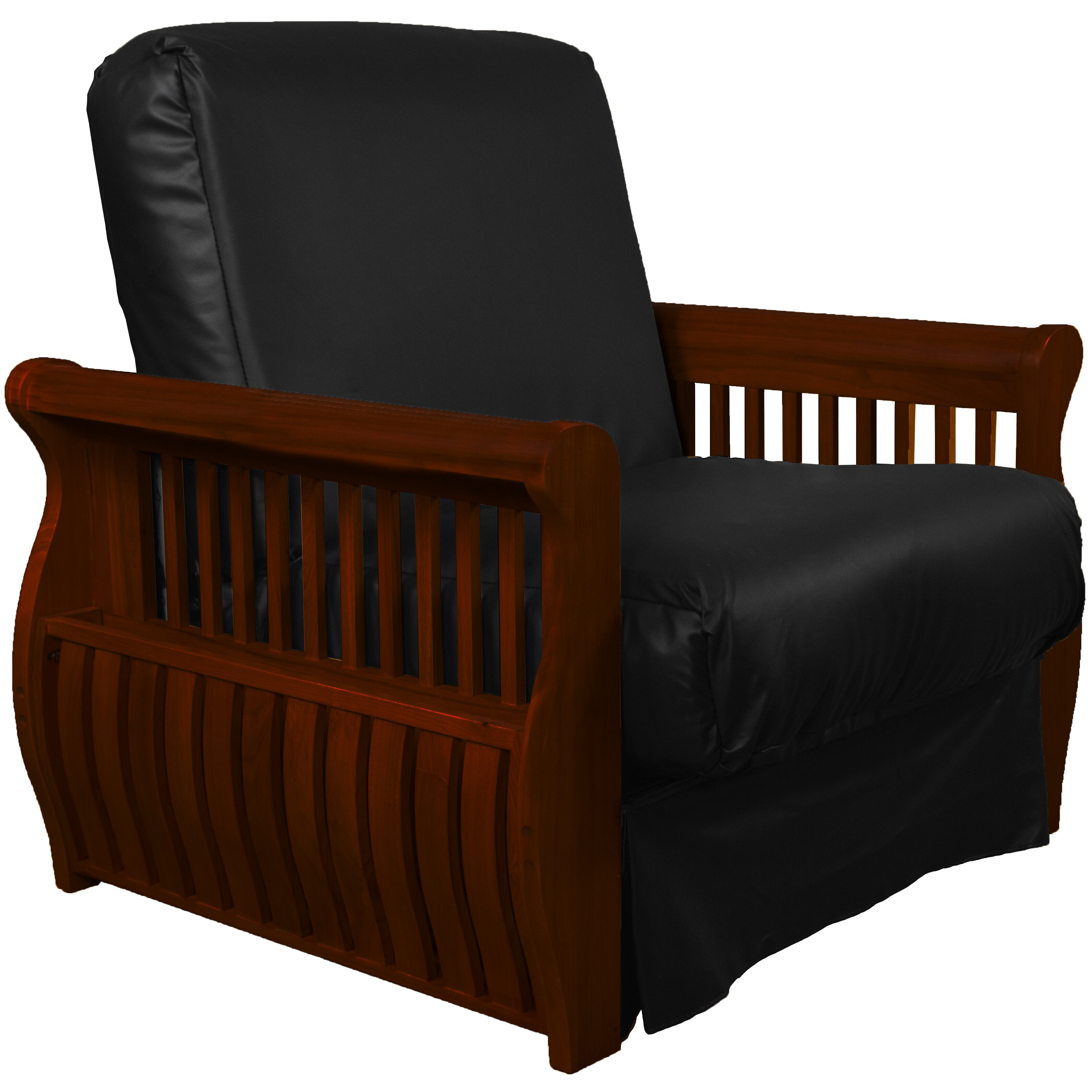 Epic Furnishings Llc Concord Futon Chair Wayfair