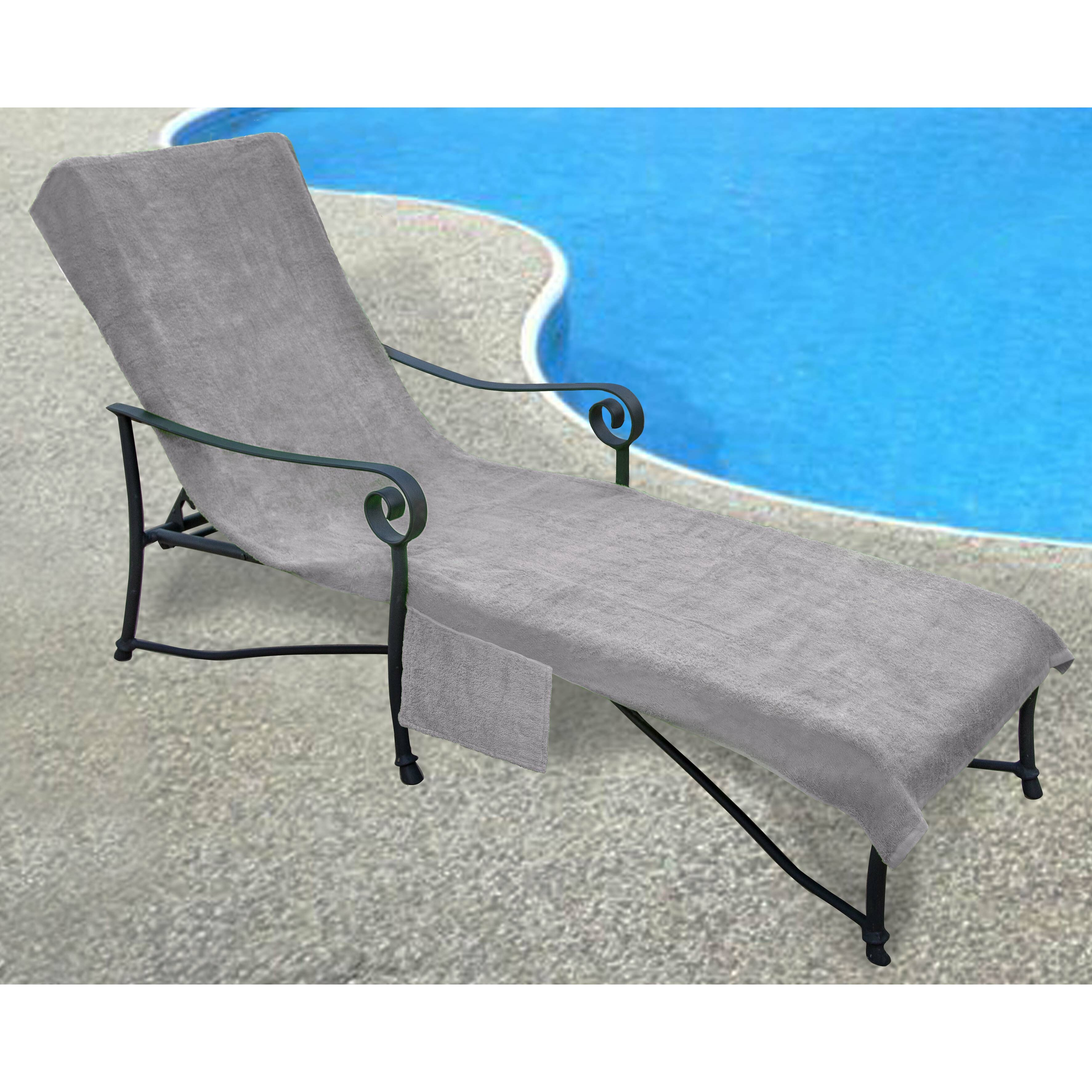 Crover chaise lounge cover reviews wayfair for Chaise lounge cover