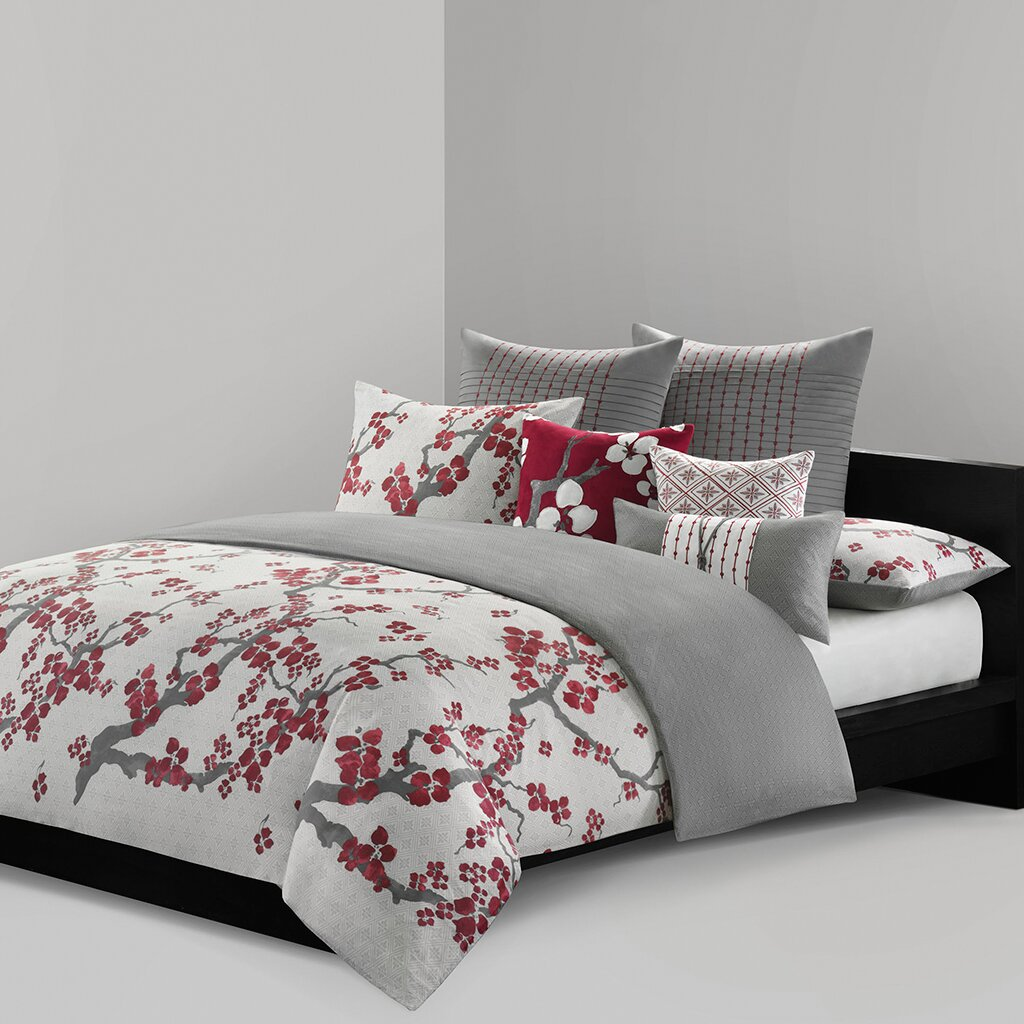 Natori Cherry Blossom Duvet Collection Amp Reviews Wayfair