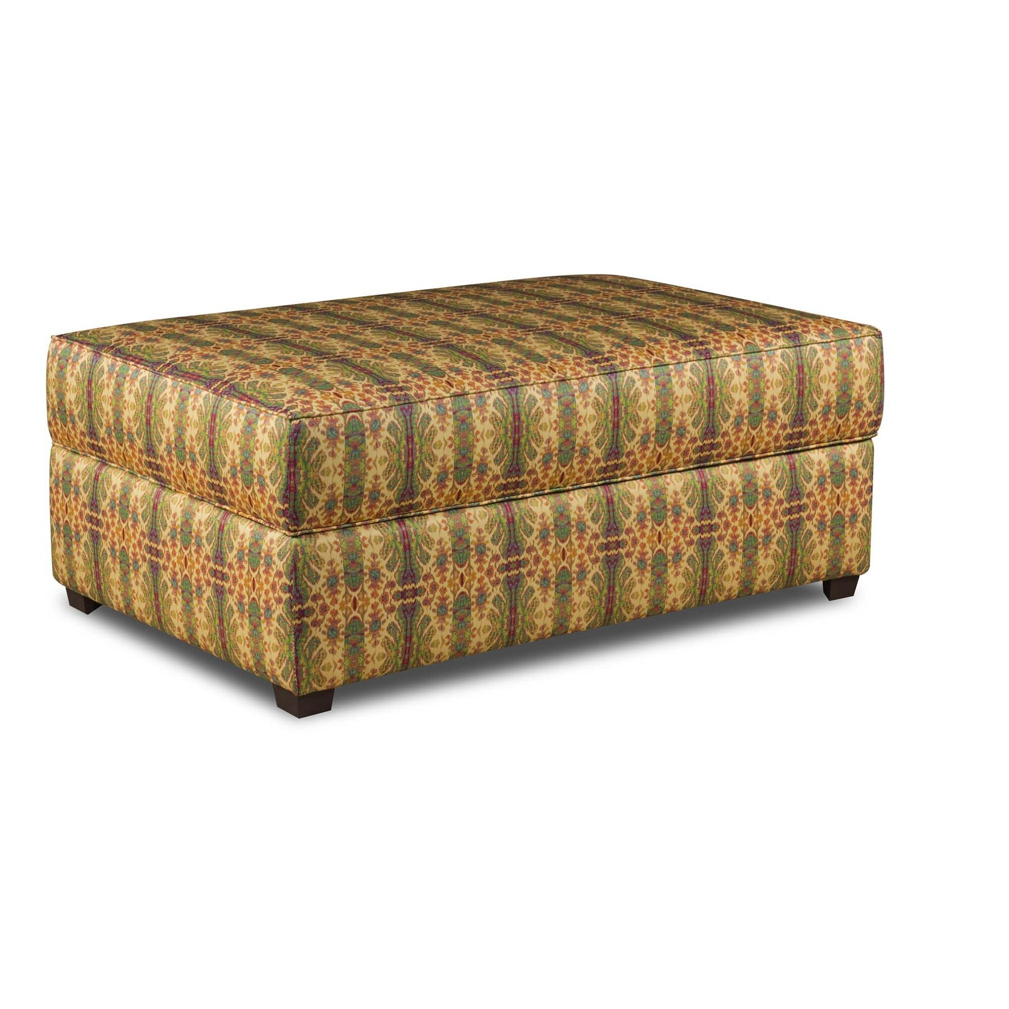 Tracy porter roberts rue cocktail ottoman wayfair for Porte ottoman
