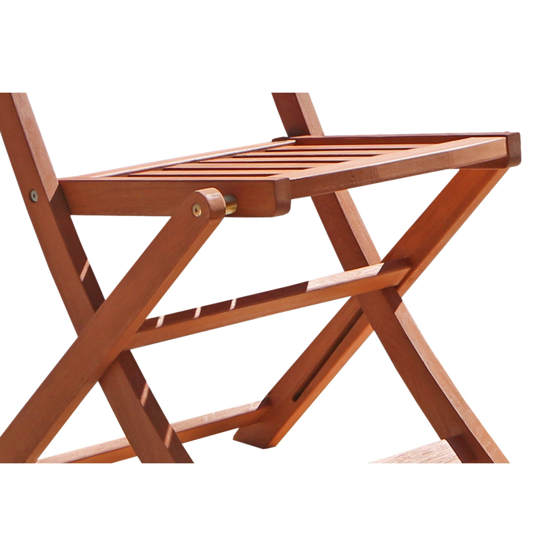Vifah Folding Dining Side Chair & Reviews