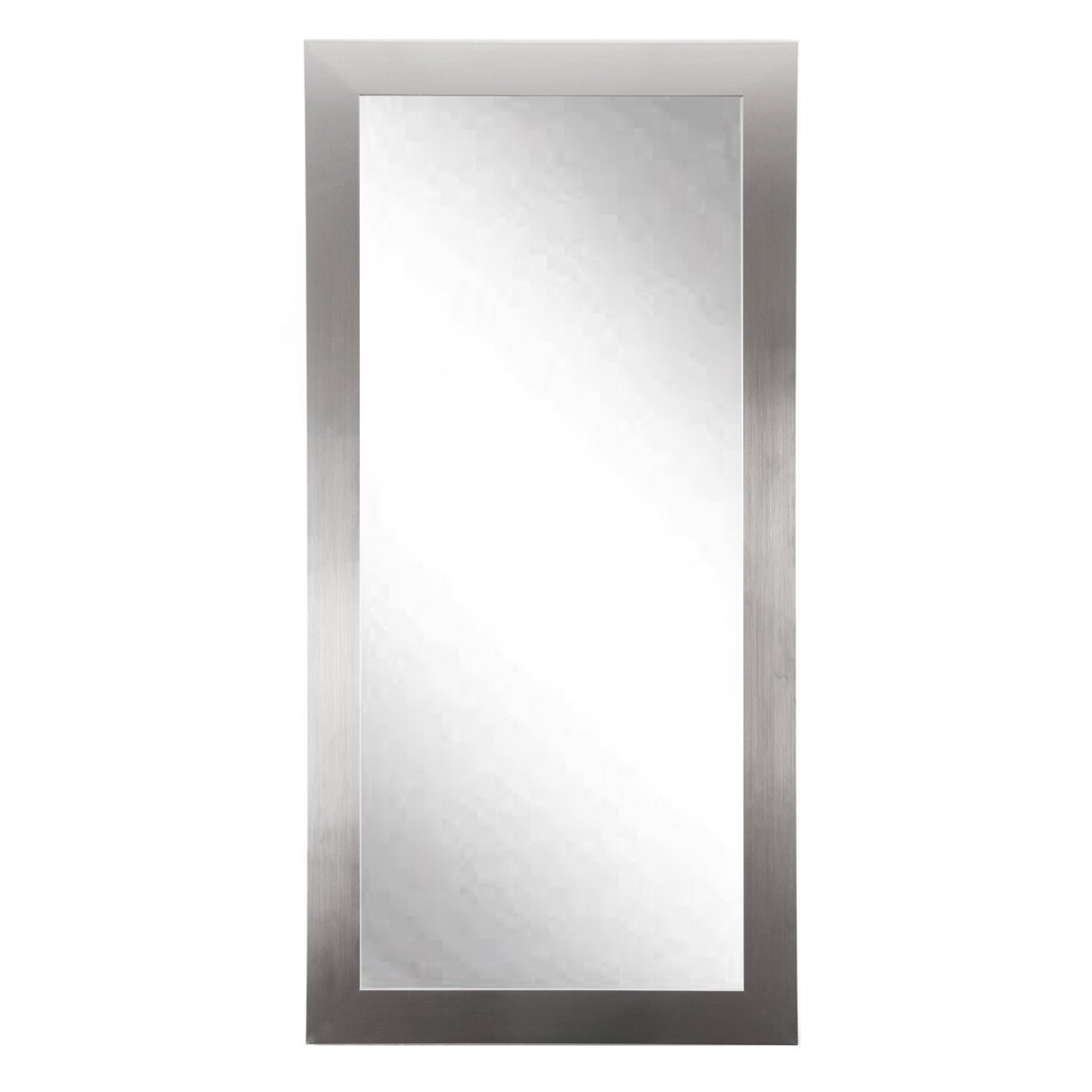 Brandtworksllc ultra modern wall mirror reviews wayfair for Contemporary wall mirrors