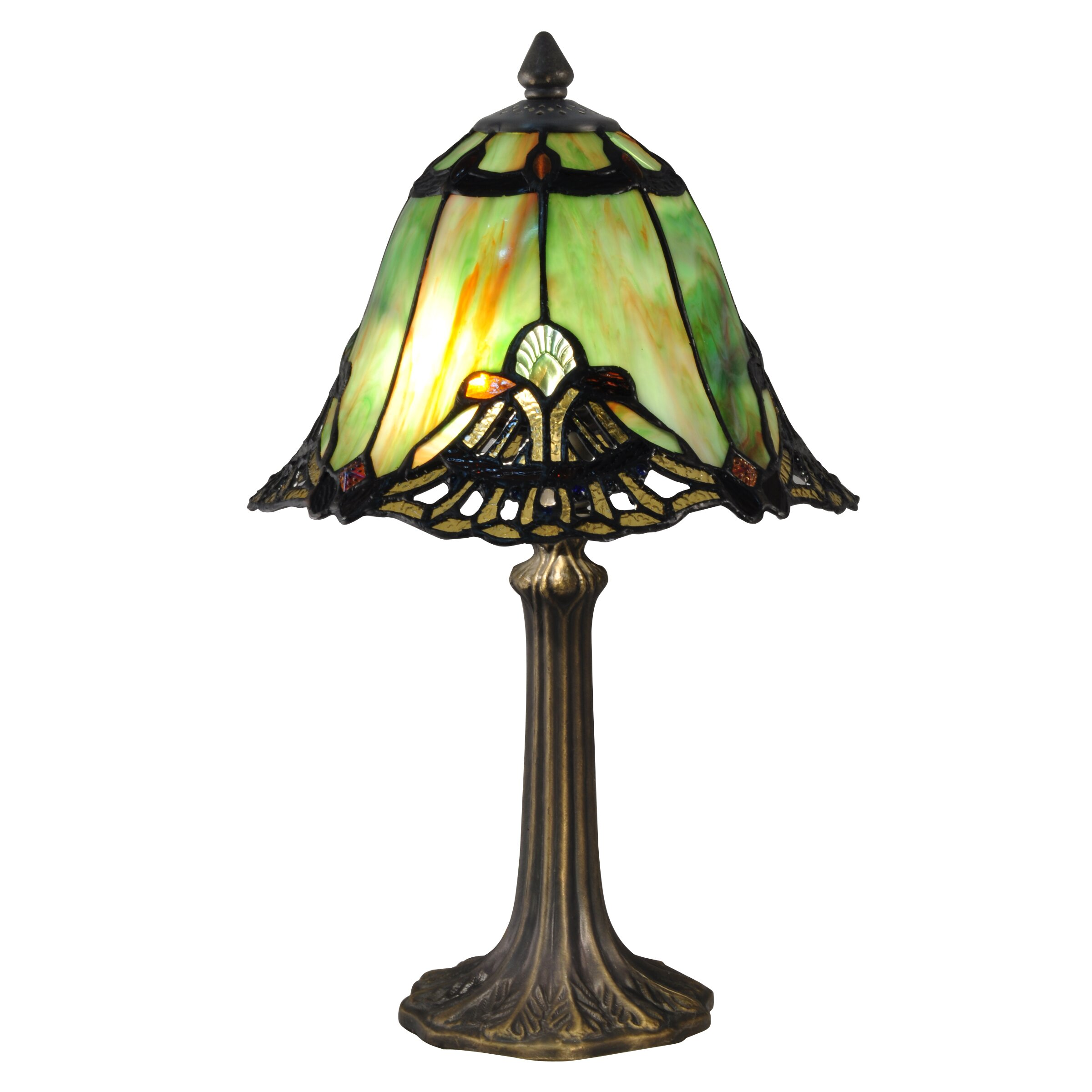 Dale Tiffany Haiawa 16 Table Lamp Amp Reviews